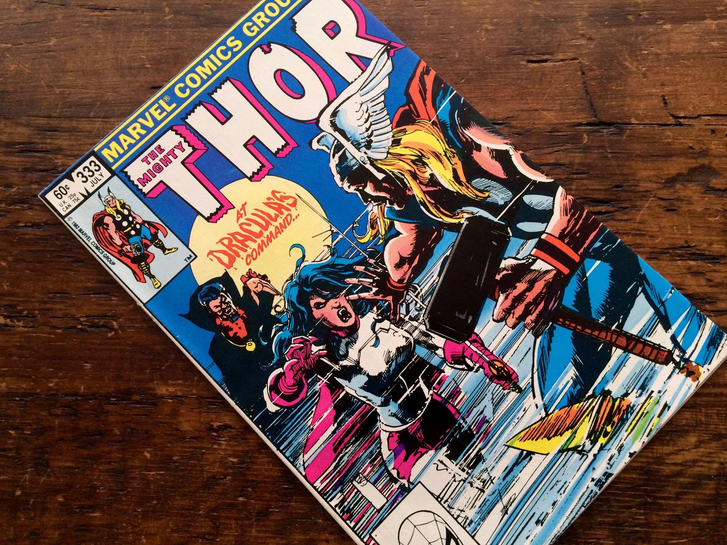 Thor #333
