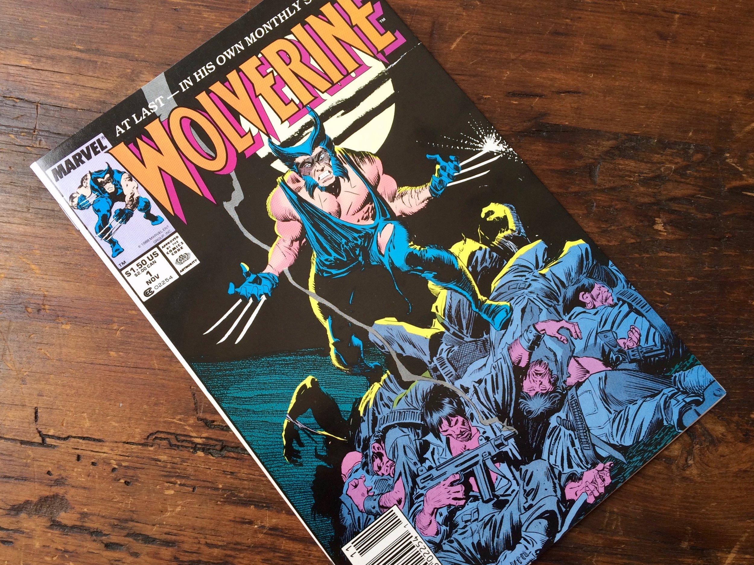 Wolverine #1 1988