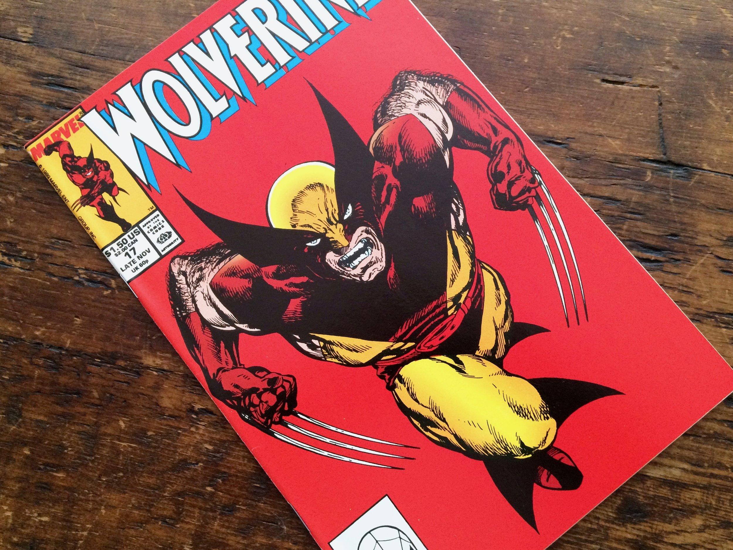 Wolverine #17