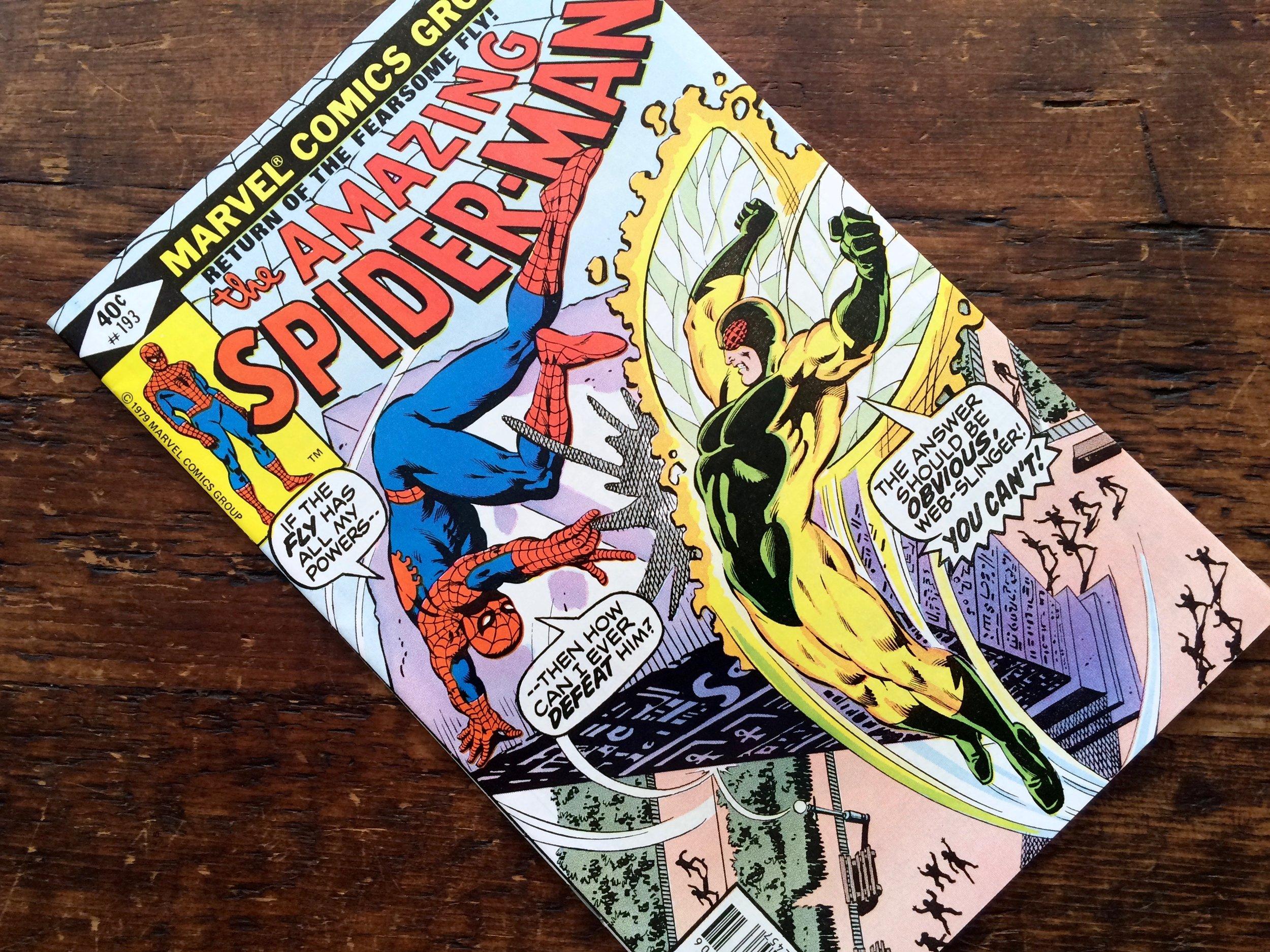 Amazing Spider-Man #193