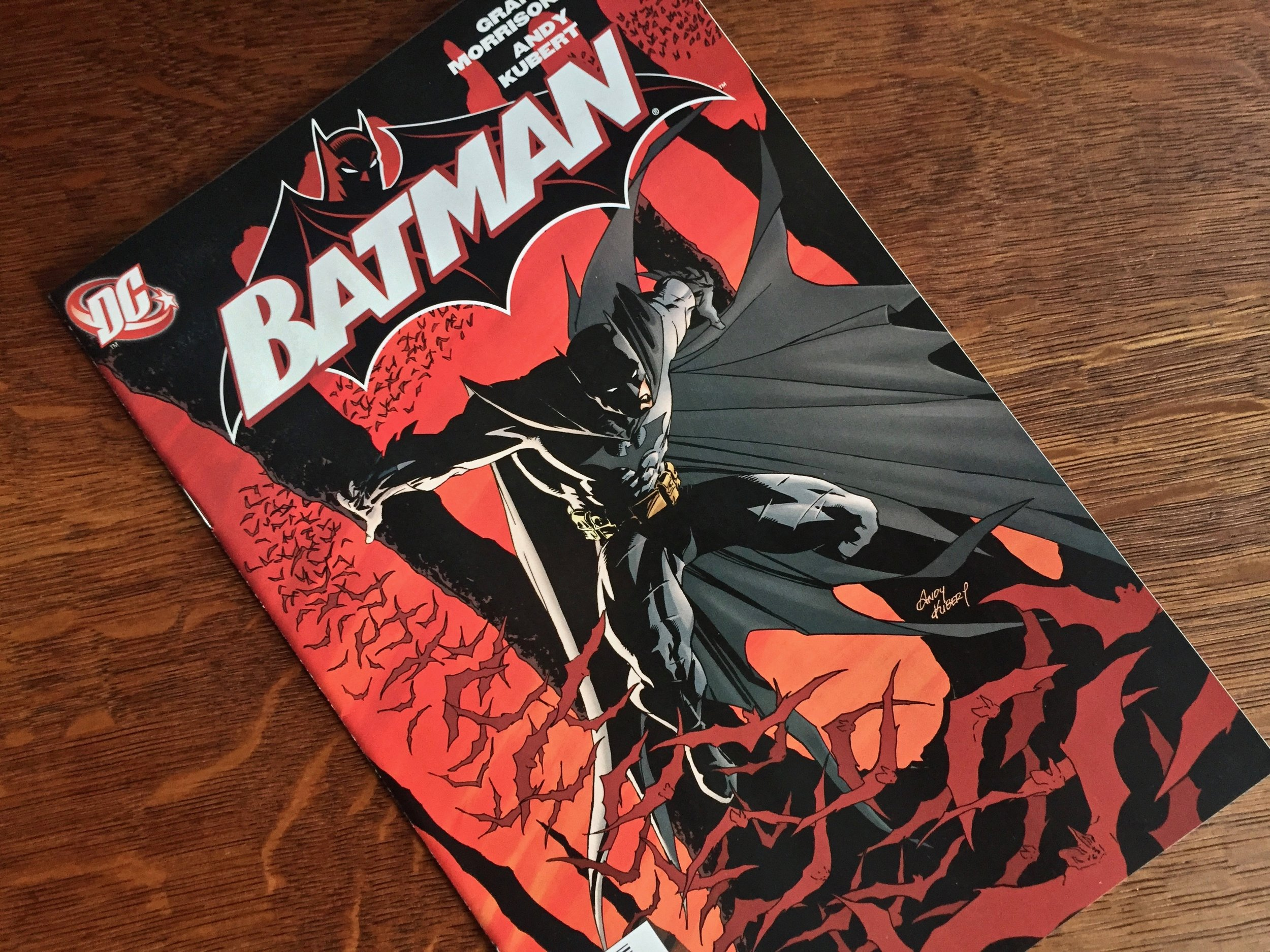 Batman #655 · 2006 · first Damian Wayne
