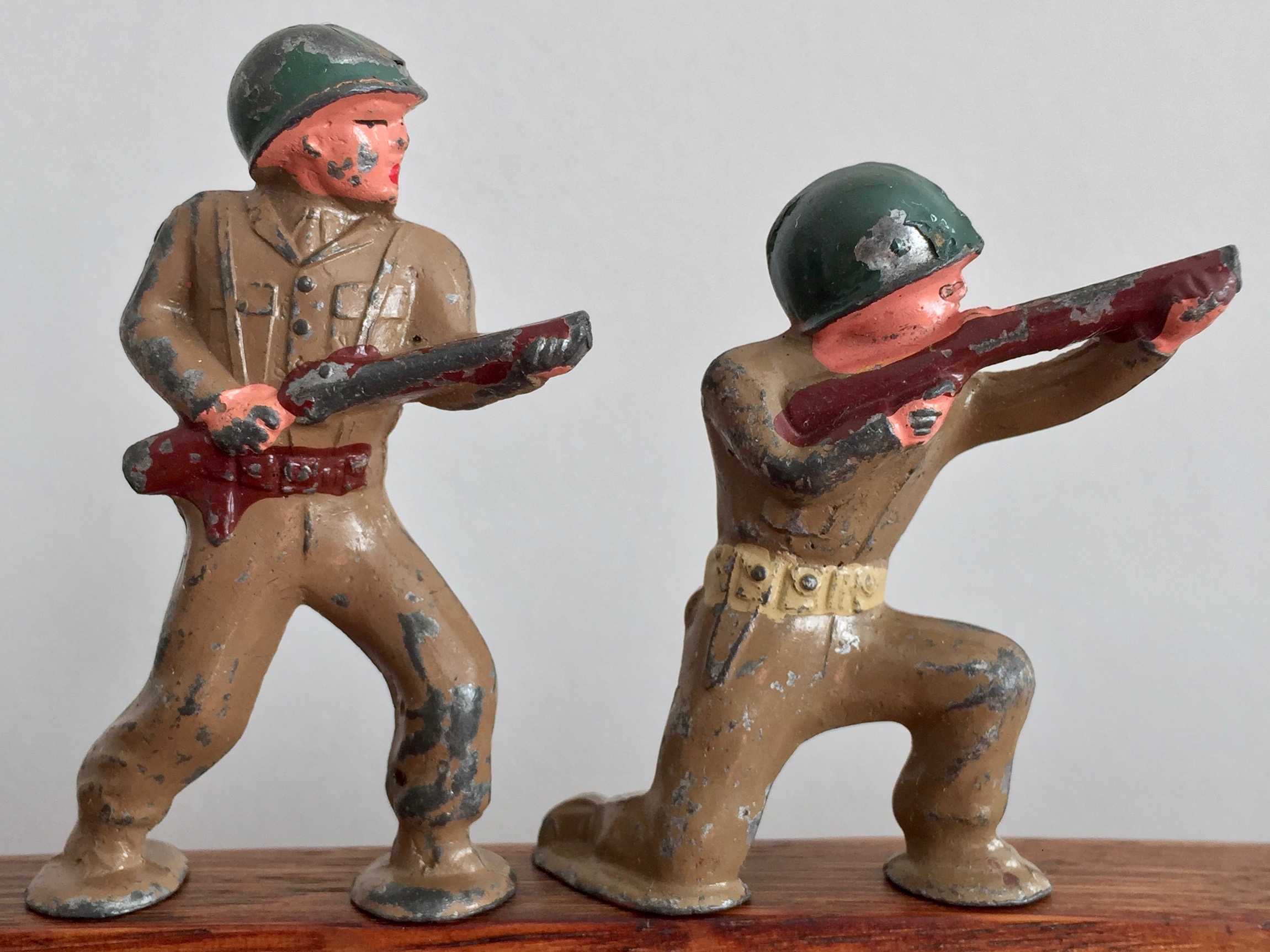 Barclay Toy Soldiers