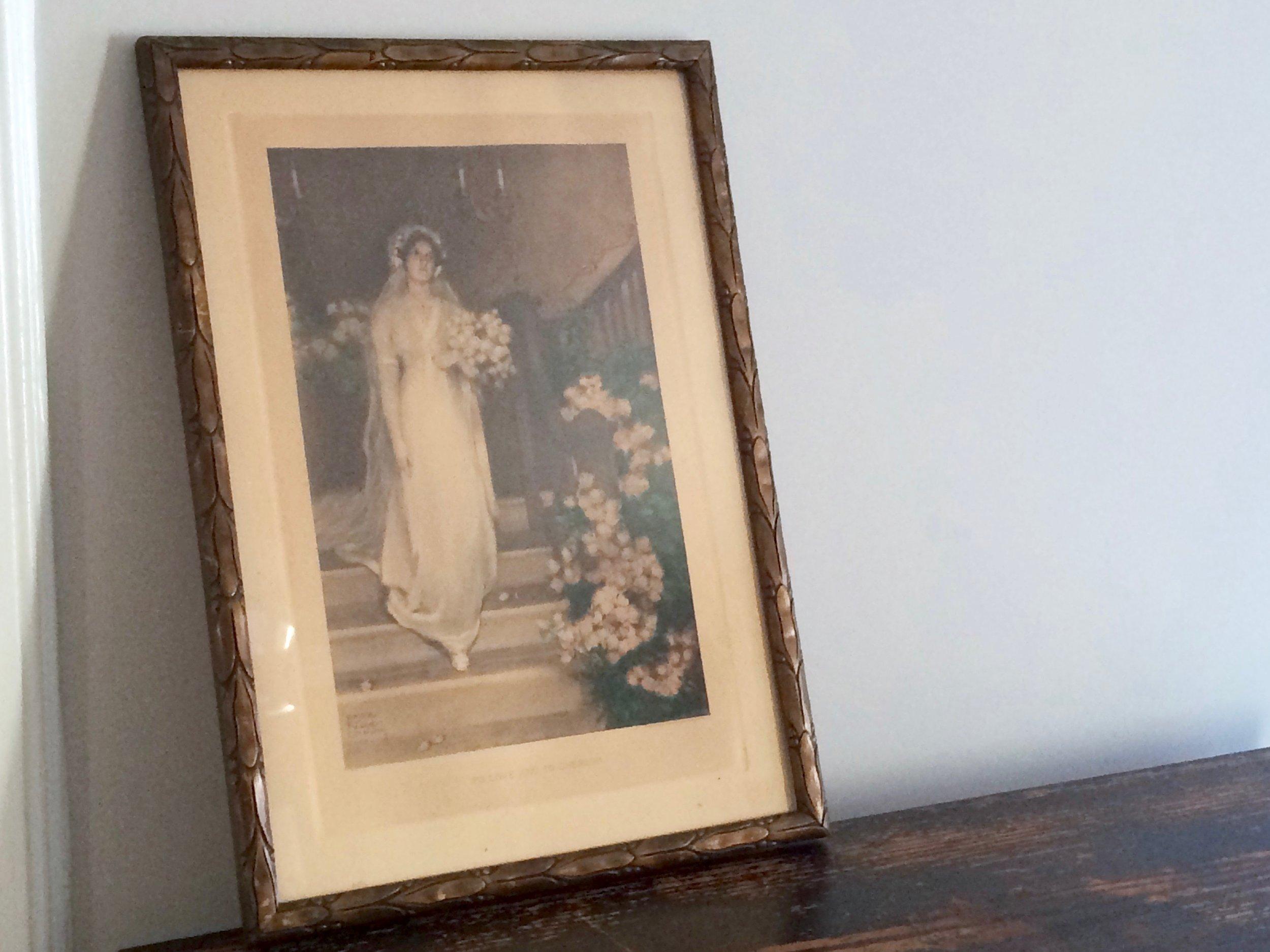 To Love and Cherish · Bessie Pease Gutmann · 1911