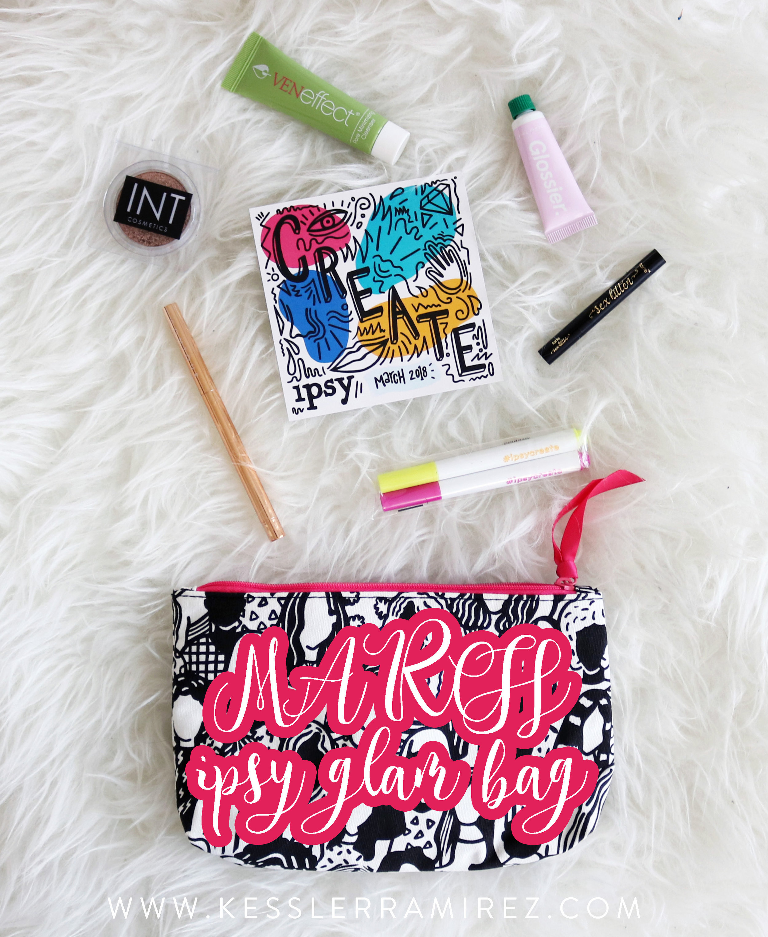 Kessler Ramirez March Ipsy