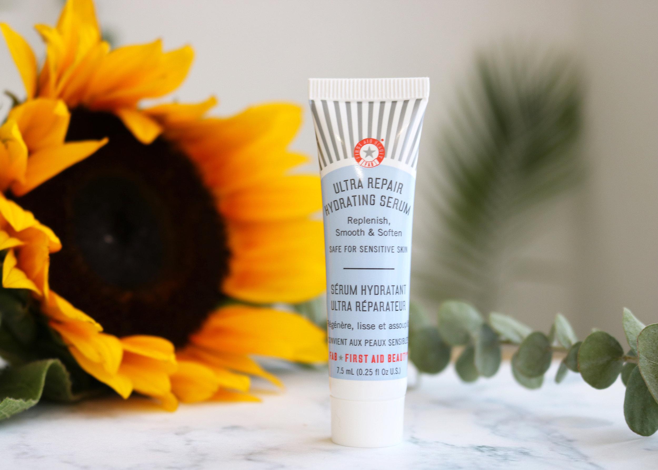 ipsy may glam bag makeup serum skincare