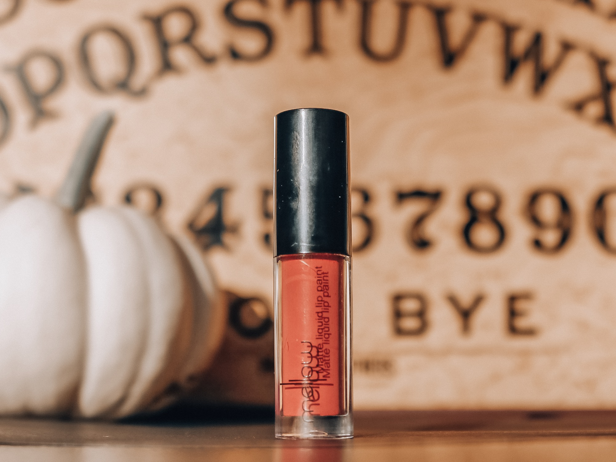 mellow cosmetics matte liquid lip paint