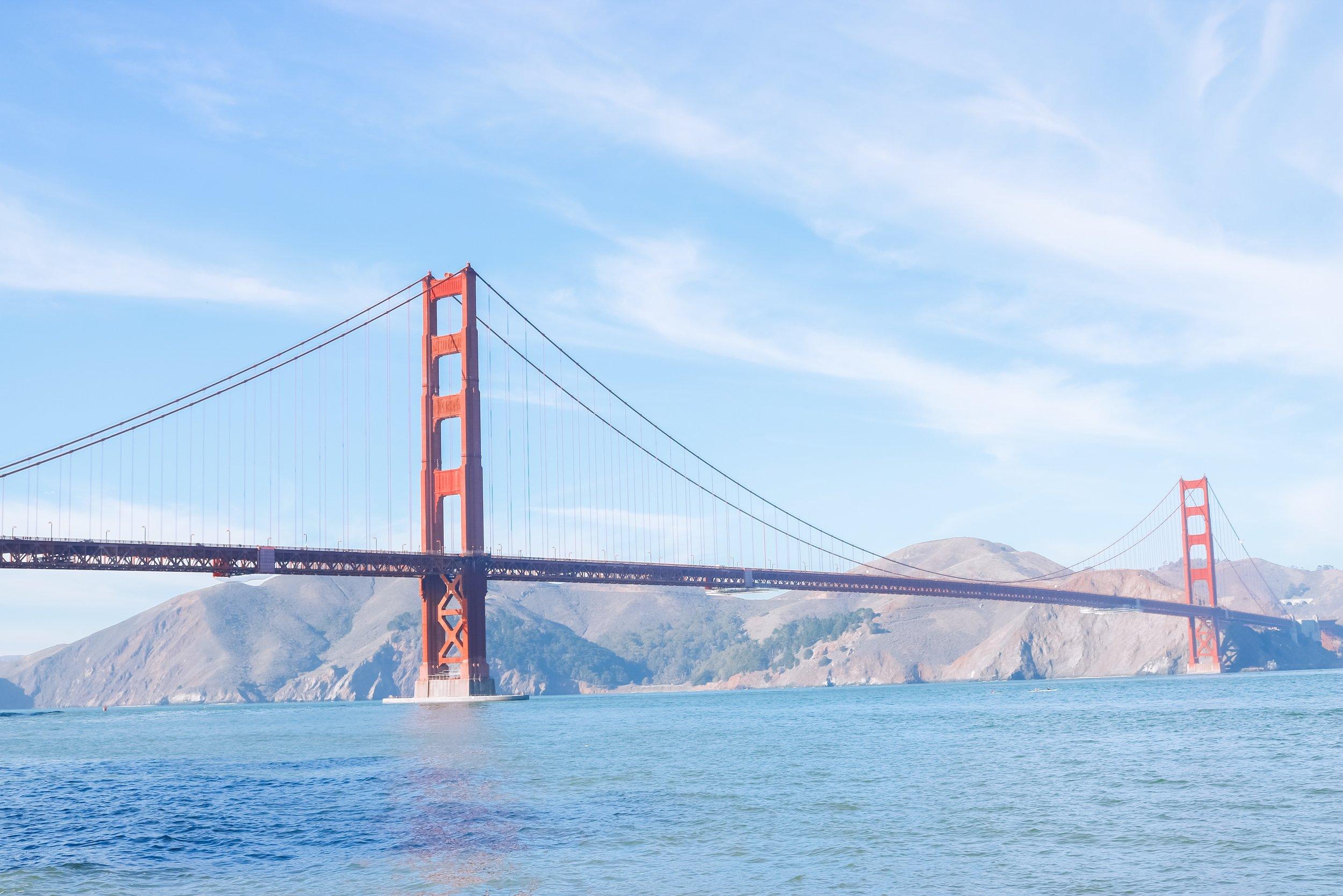 San Francisco Golden Gate Bridge – Kessler Ramirez