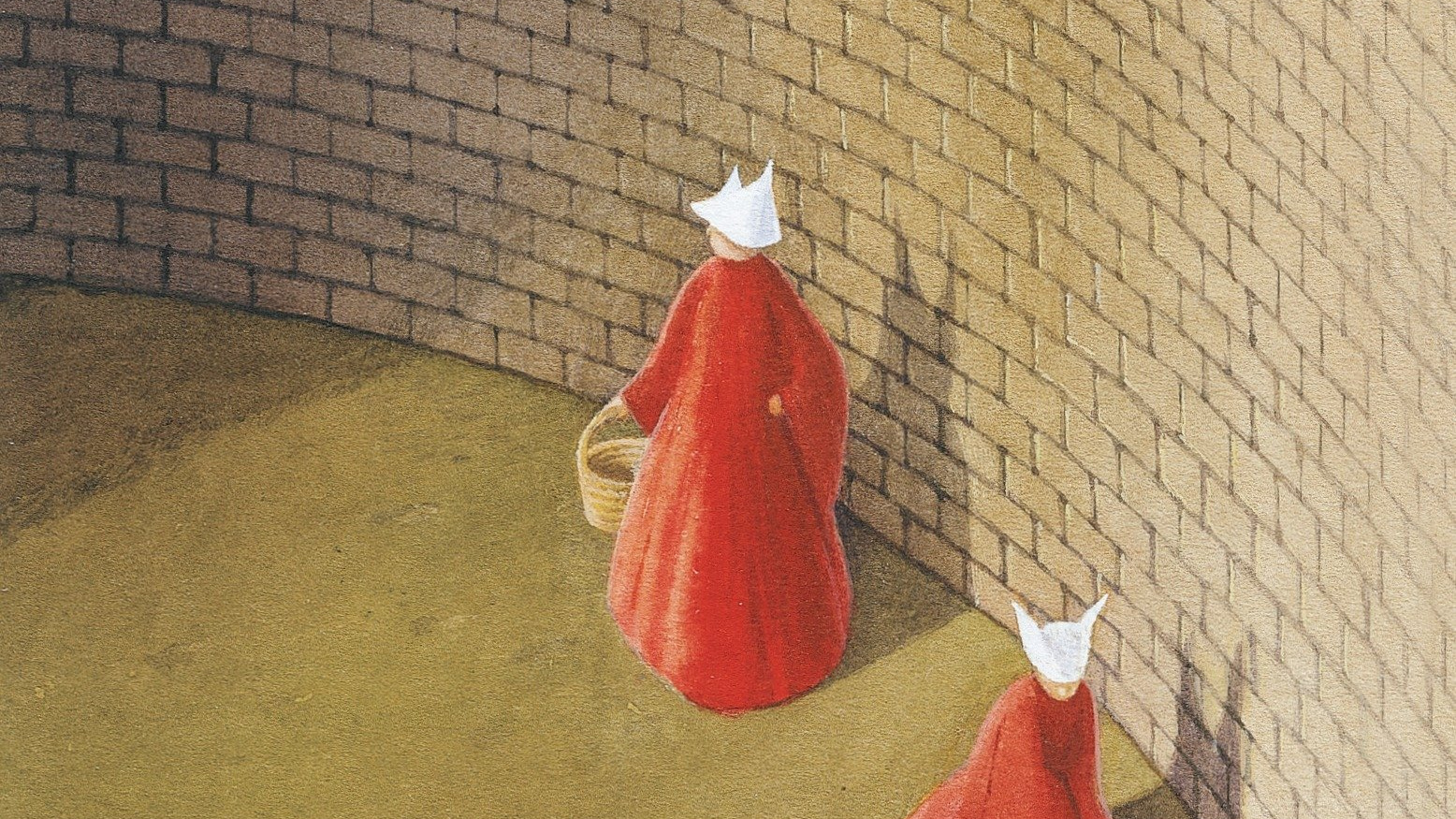 Cover of Handmaid's Tale novel