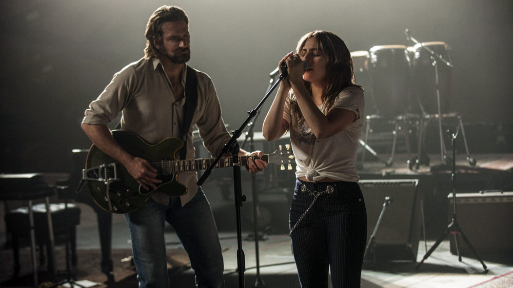 A Star is Born movie still via Variety.com
