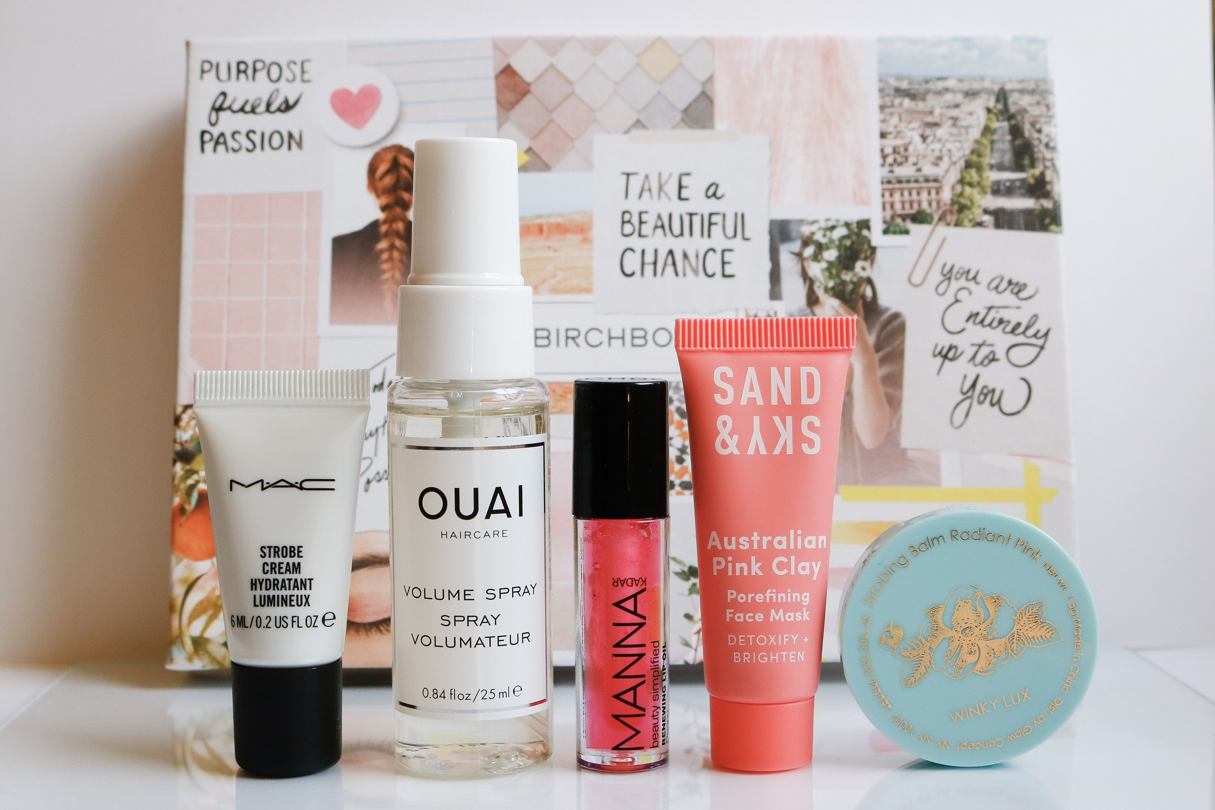 My January 2019 Birch Box