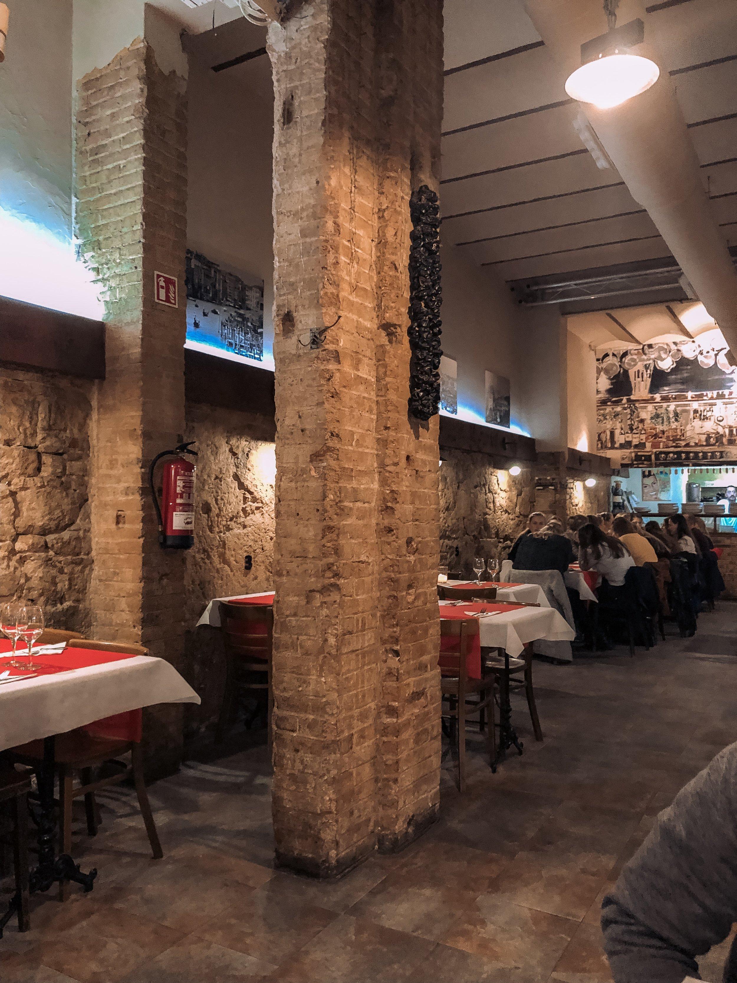Pizzeria Eden Barcelona