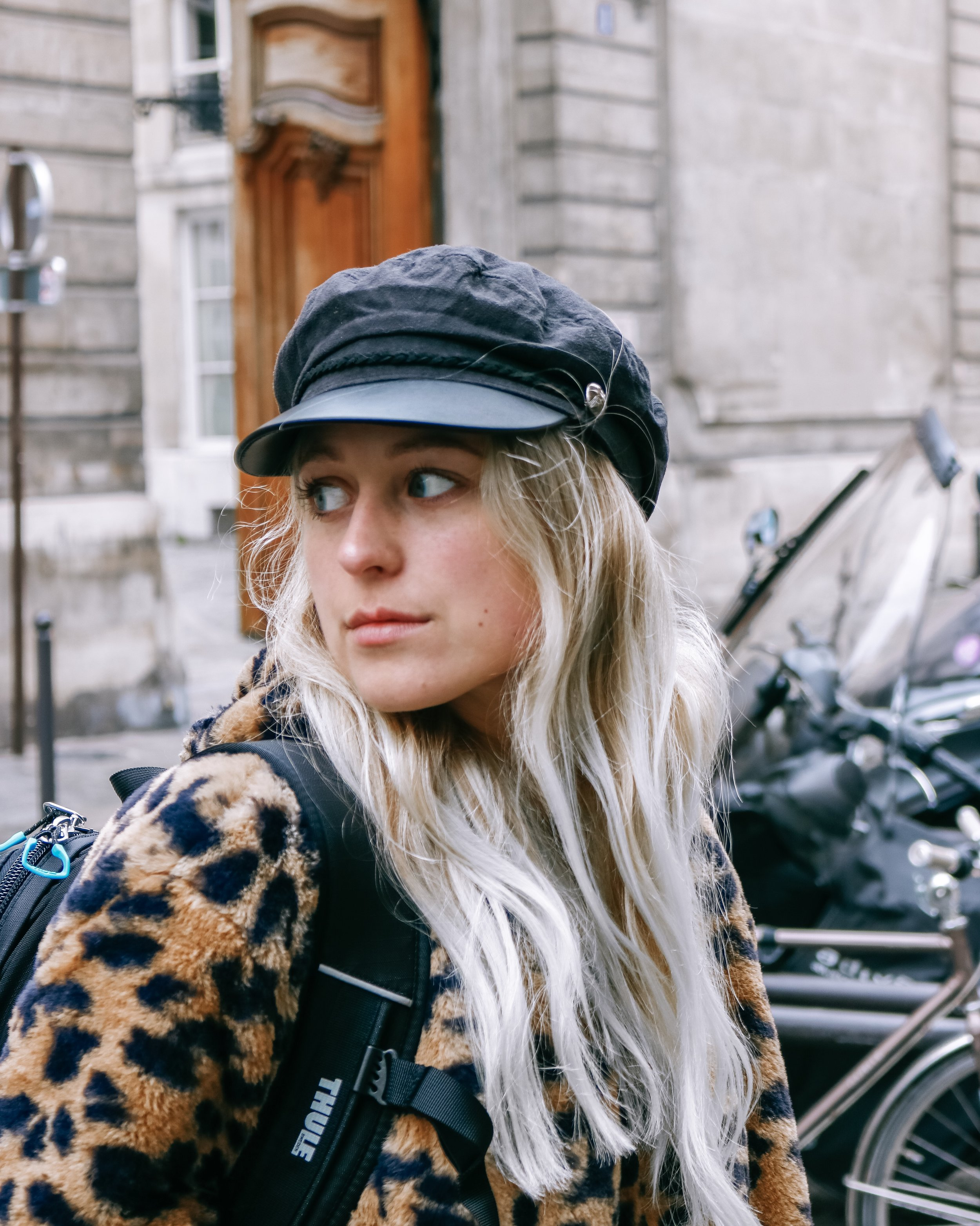 Kessler Ramirez – Paris, France streetstyle