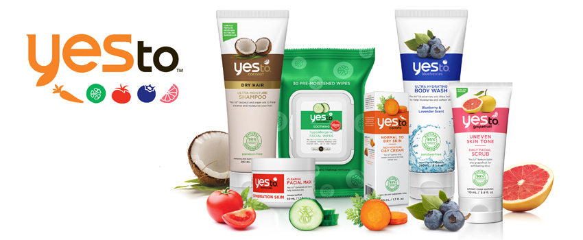 Yes to tomatoes skincare – Kessler Ramirez