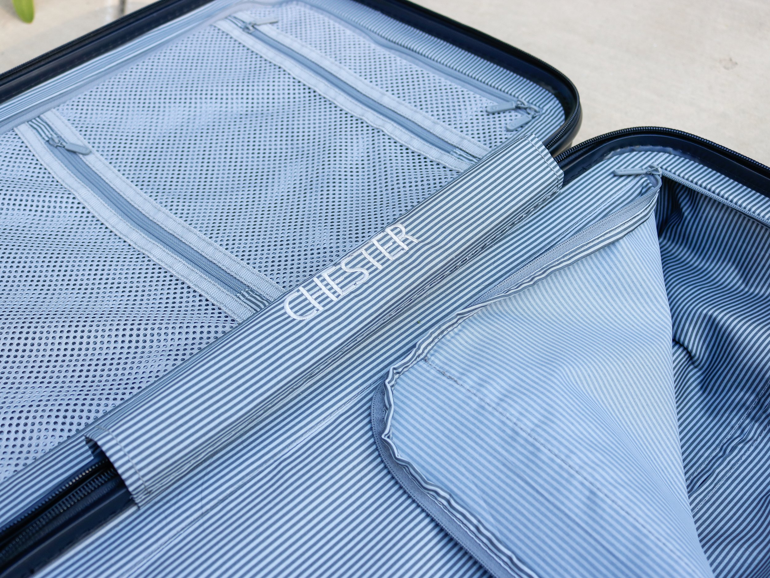 The Chester Carry-On Suitcase