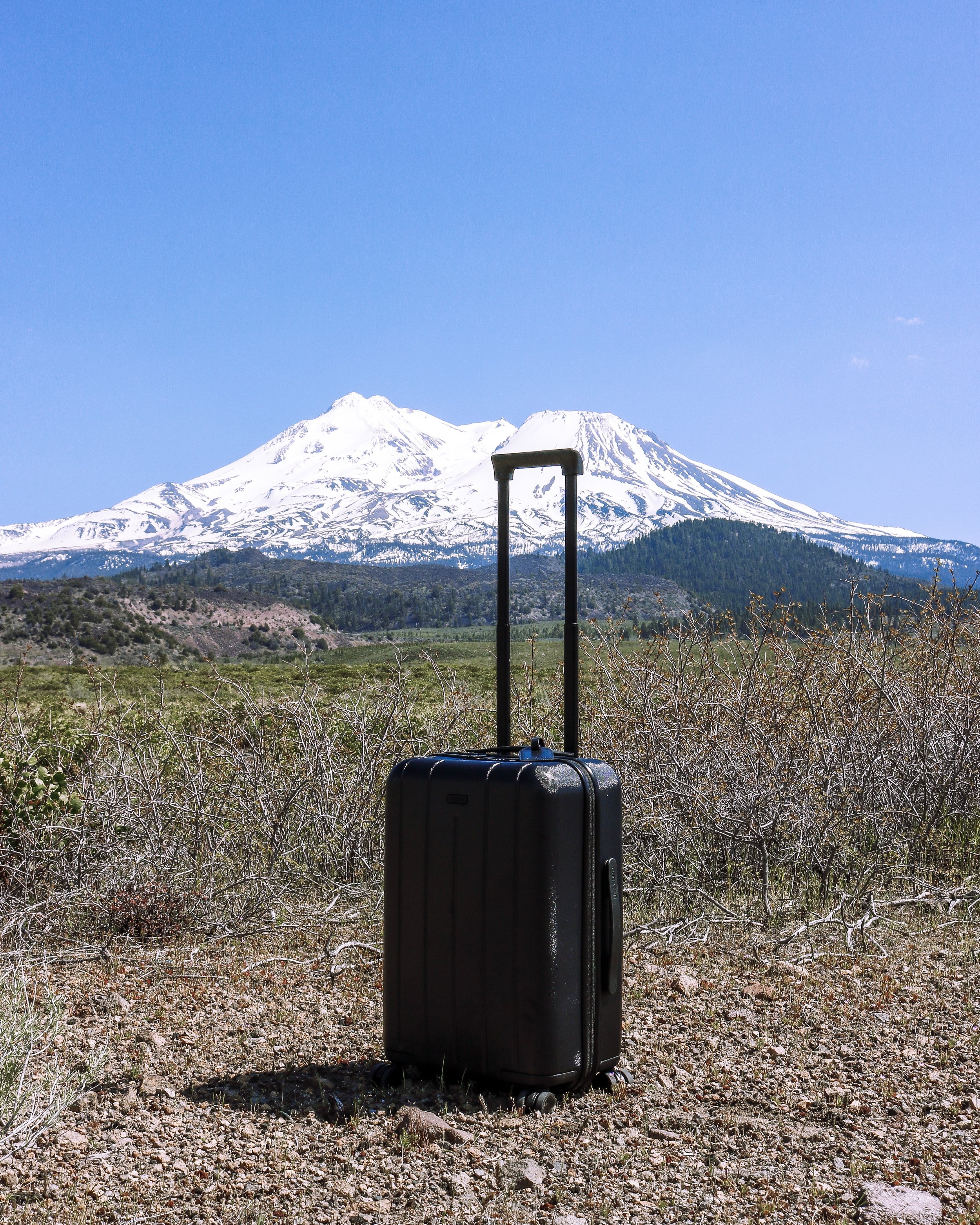 Chester Carry On at Mount Shasta – Kessler Ramirez