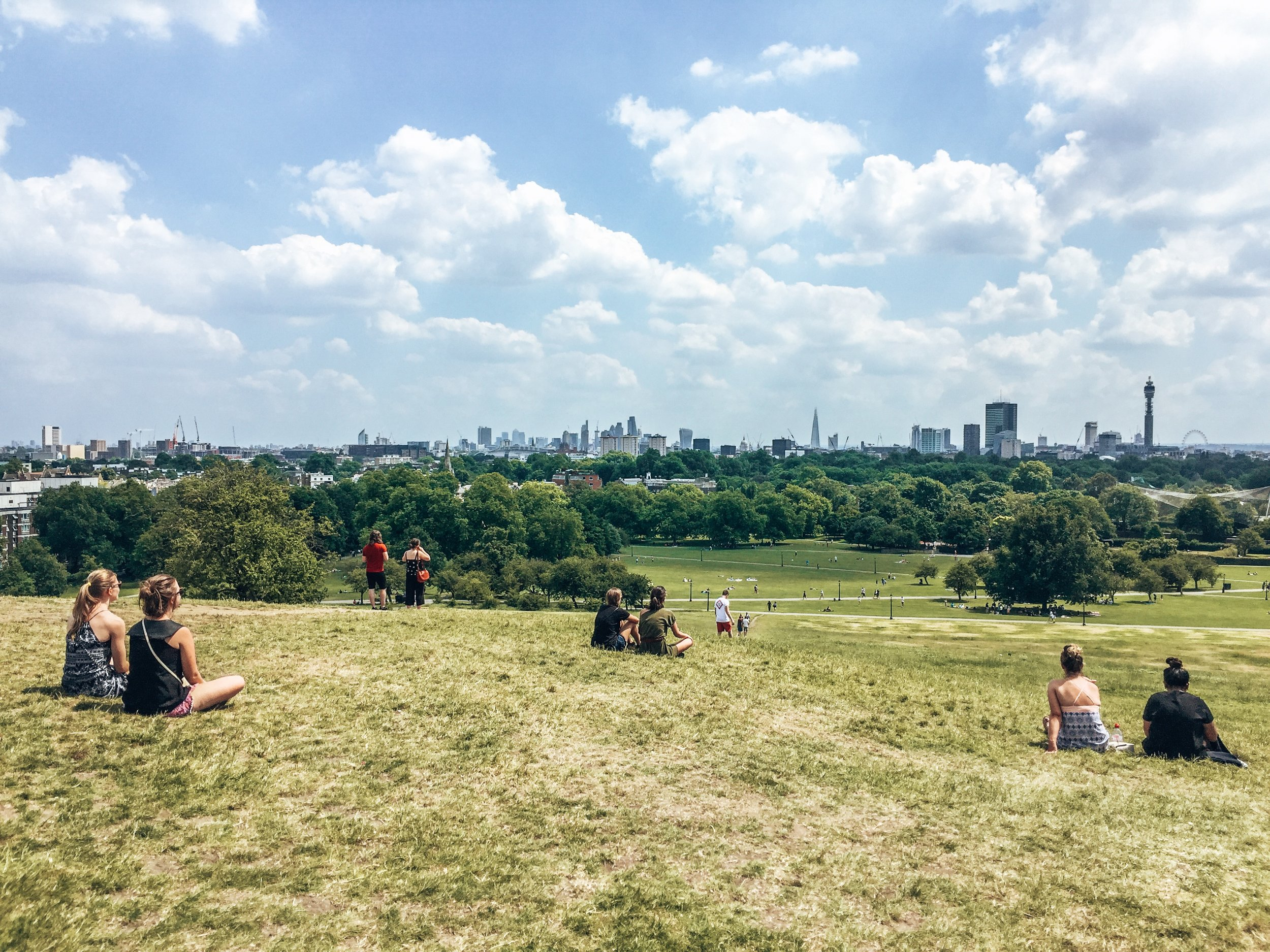Primrose Hill in London – Kessler Ramirez