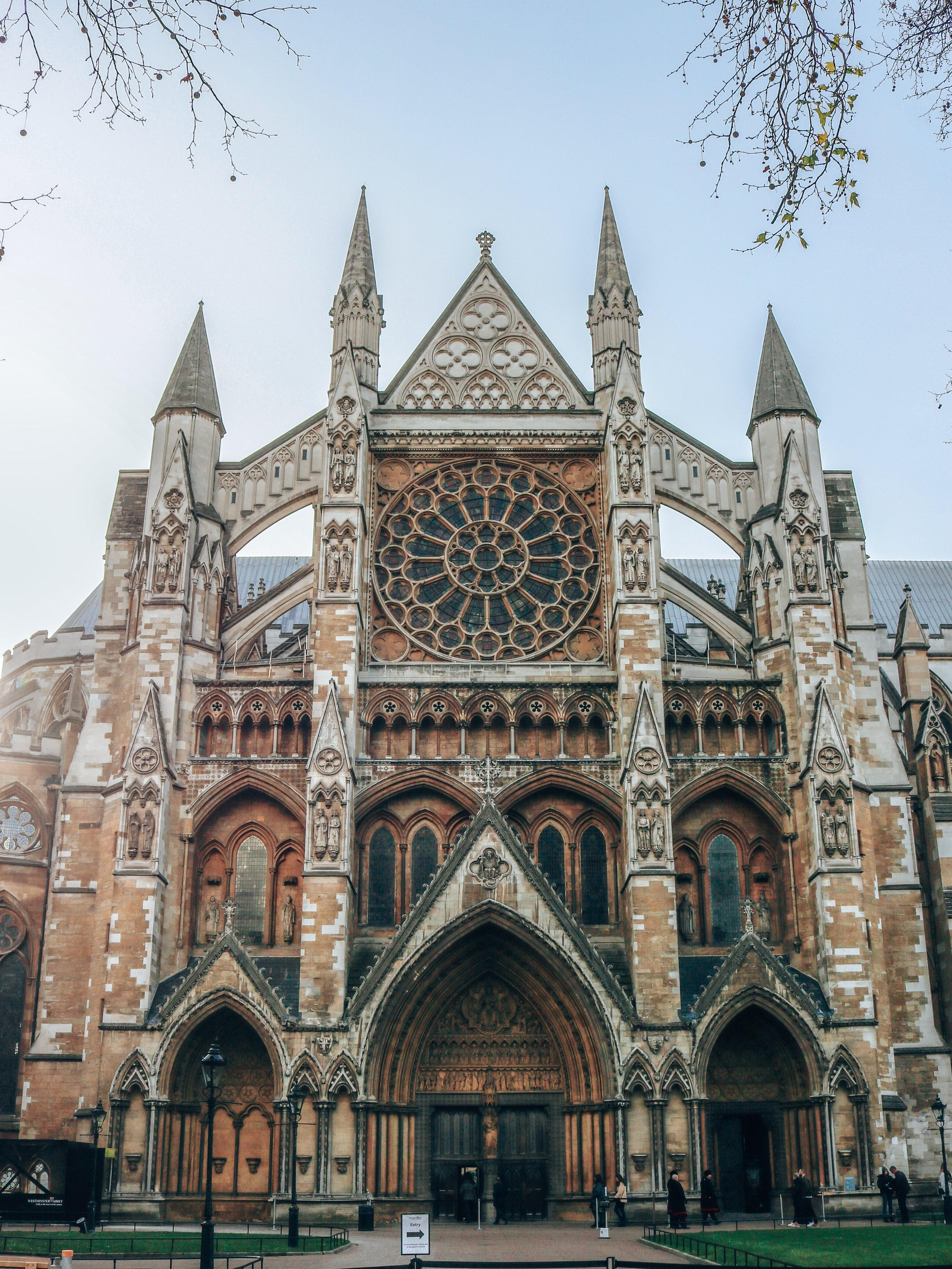 Westminster Abbey London – Kessler Ramirez