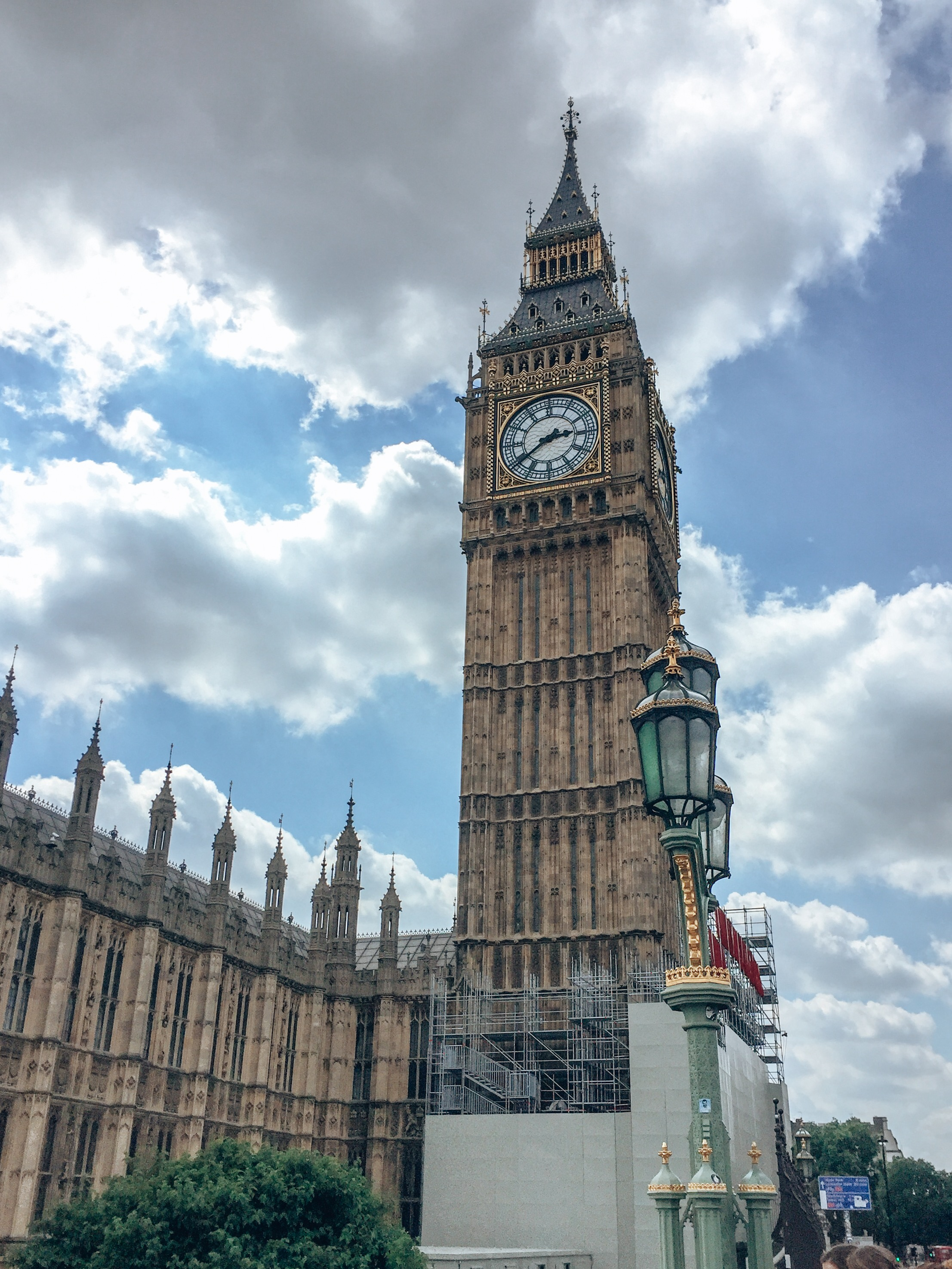Big Ben Clock Tower London – Kessler Ramirez