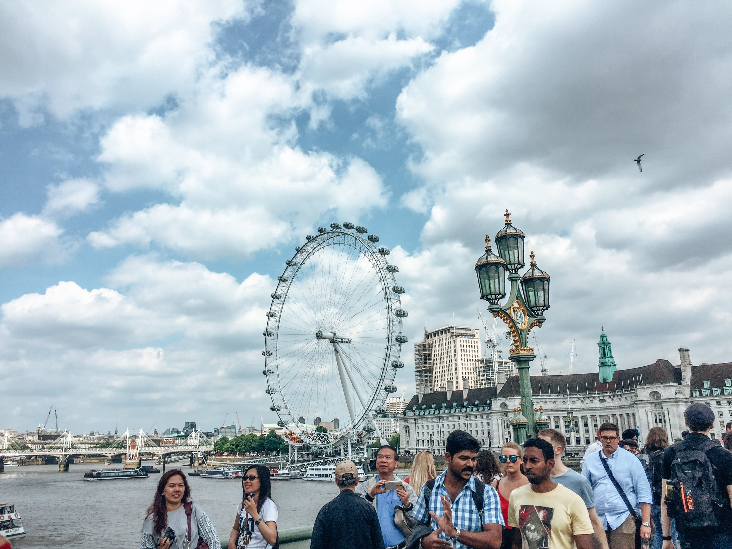 London Eye – Kessler Ramirez