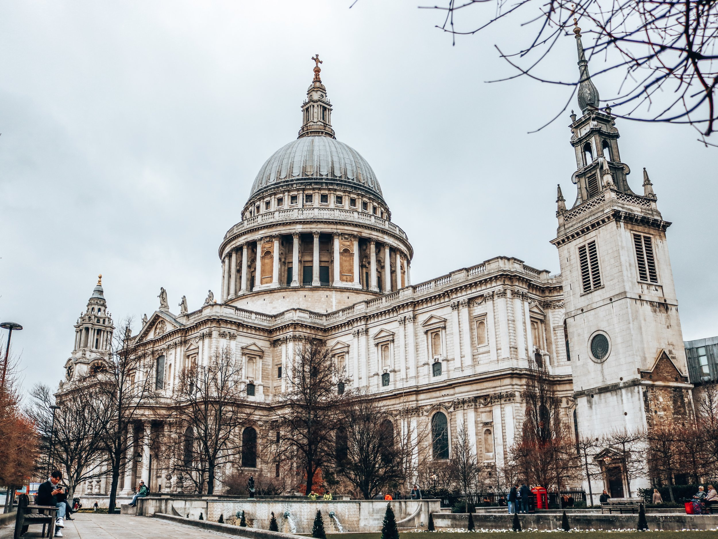 St. Paul's Cathedral – Kessler Ramirez