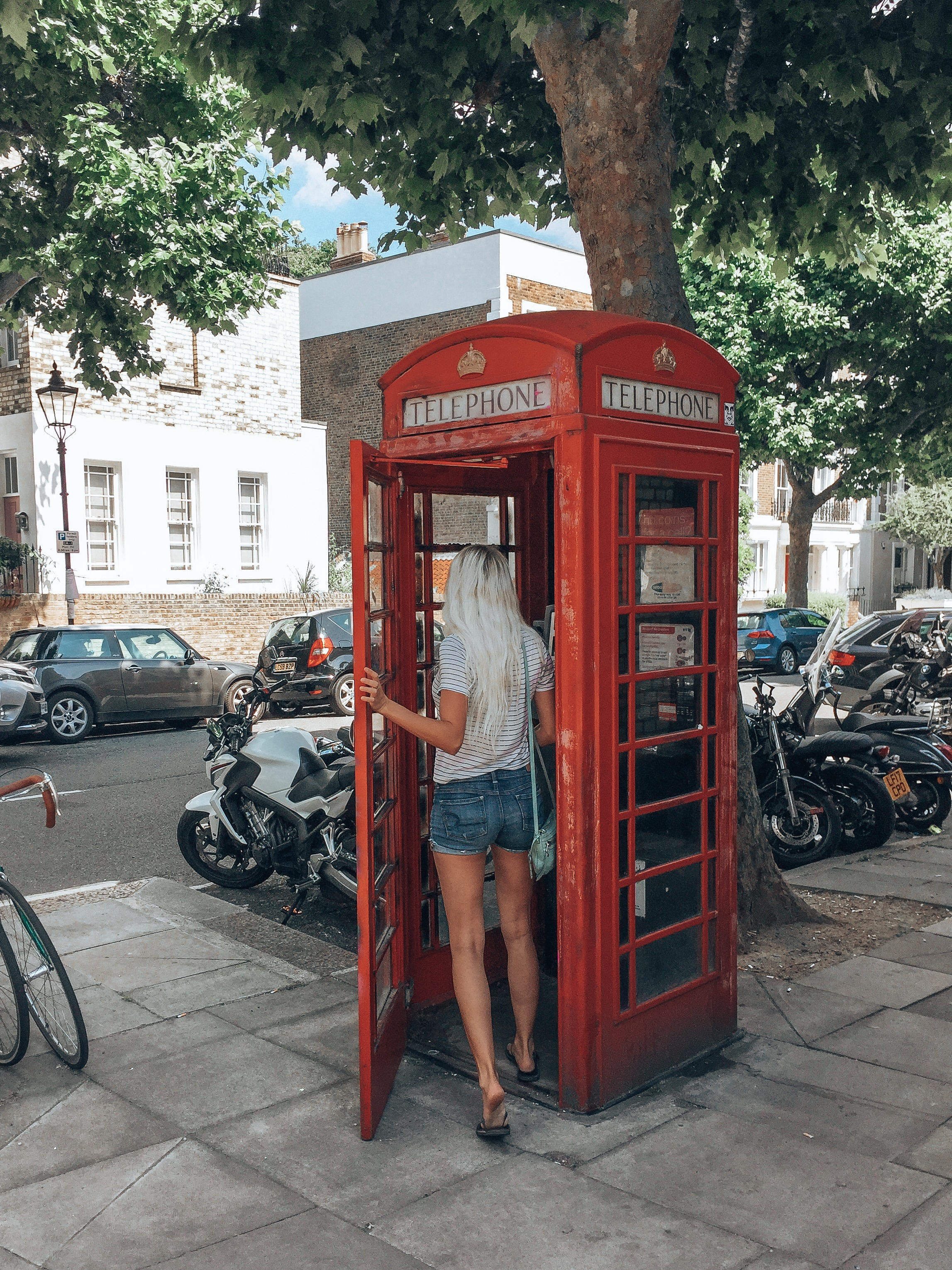 London Telephone Box – Kessler Ramirez