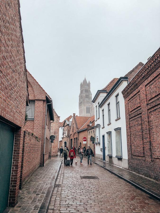 Bruges, Belgium outskirts