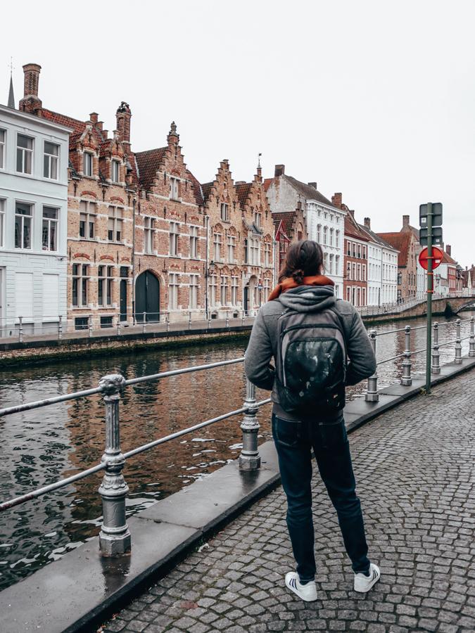 Bruges, Belgium Canal
