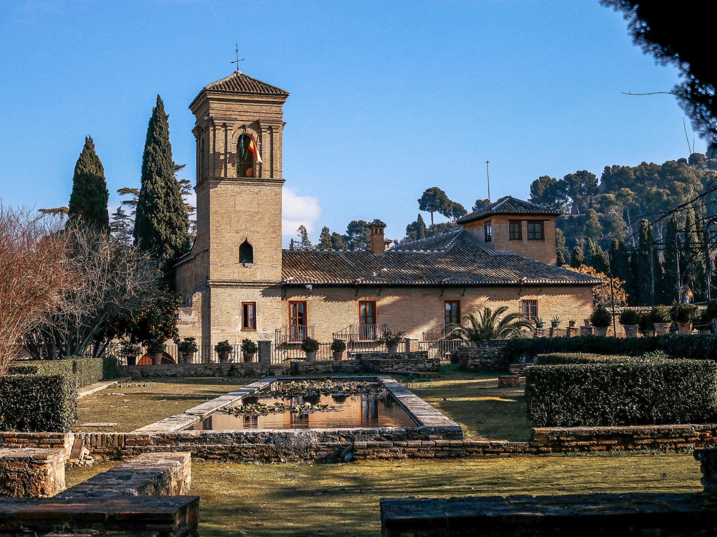 The+Alhambra+Granada+Andaluisa+Spain