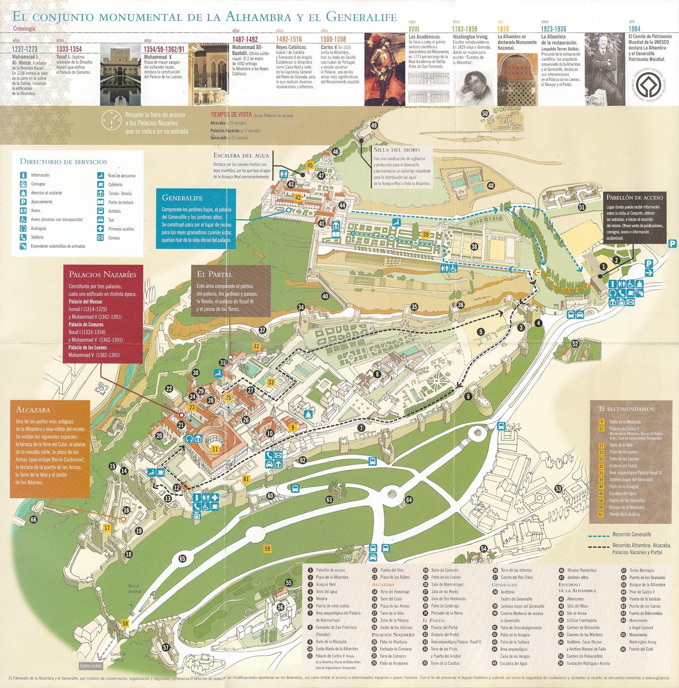 Map via alhambra.org