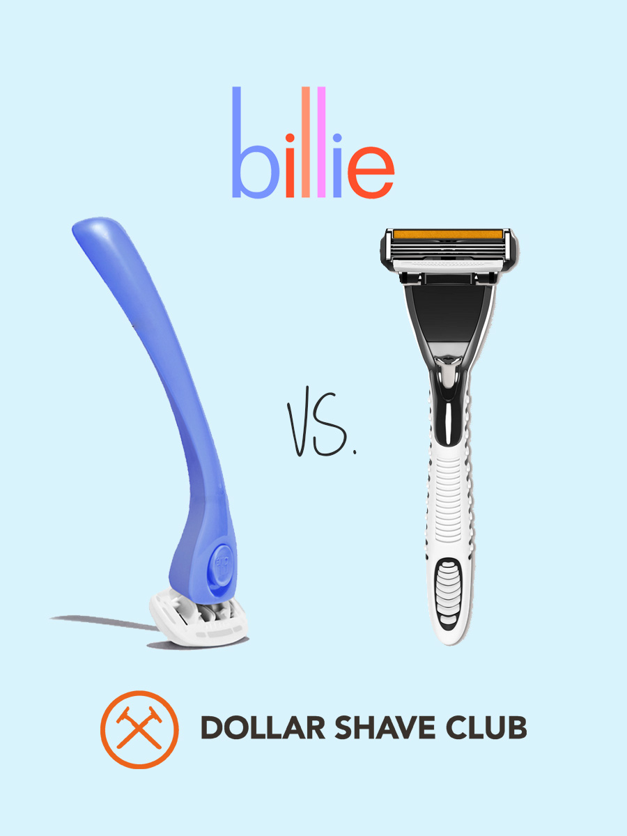 Billie vs Dollar Shave Club