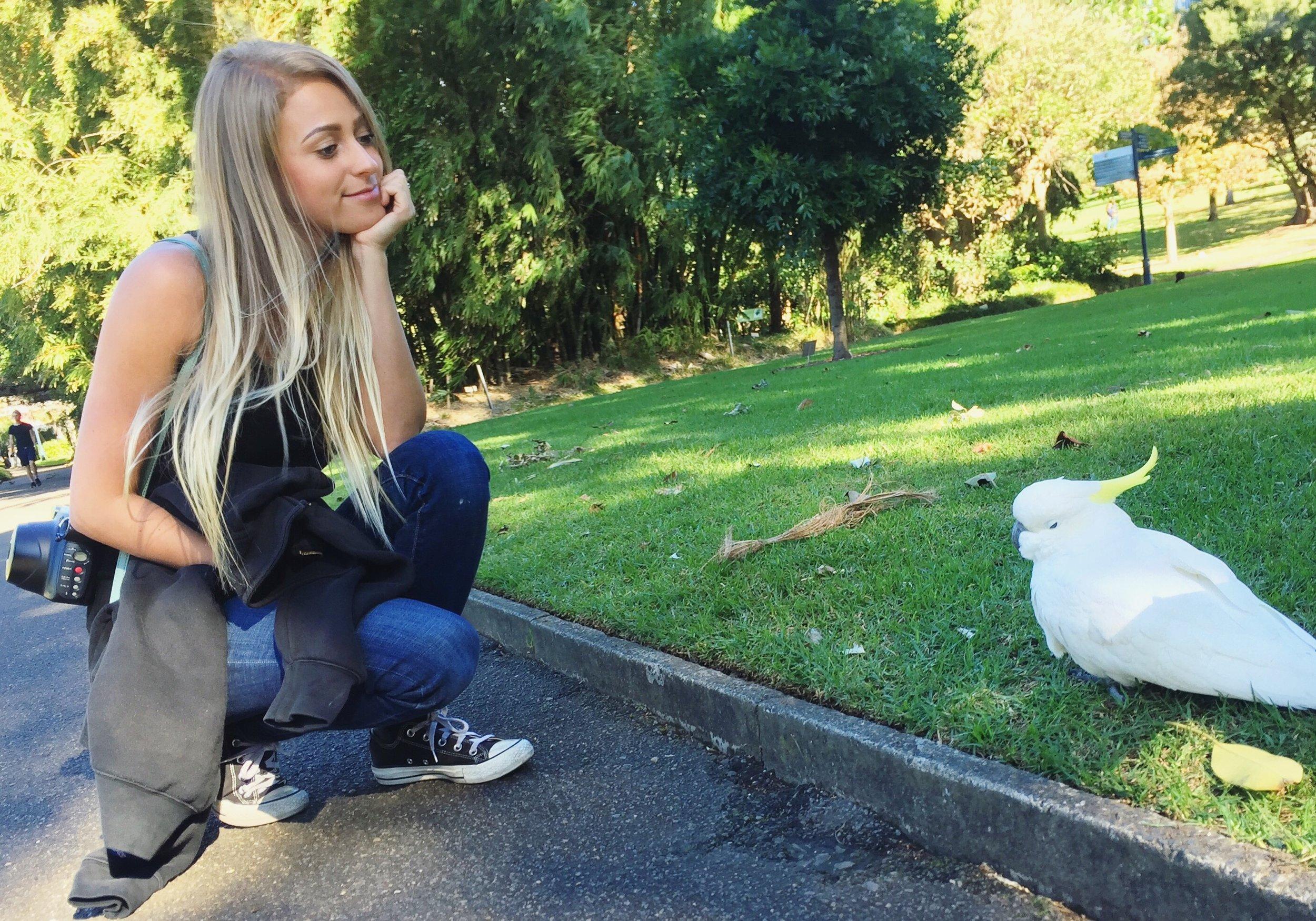 locals in Sydney, Australia