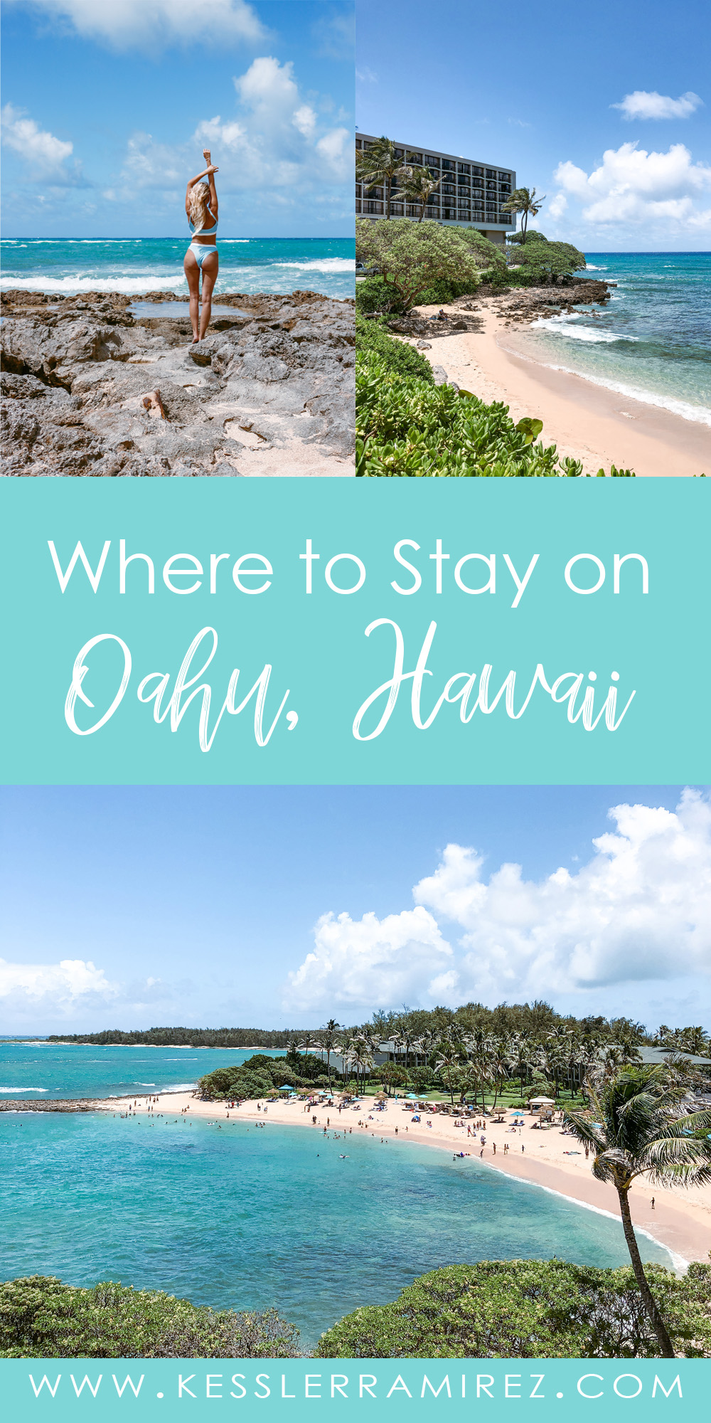 Where to Stay on Oahu, Hawaii by Kessler