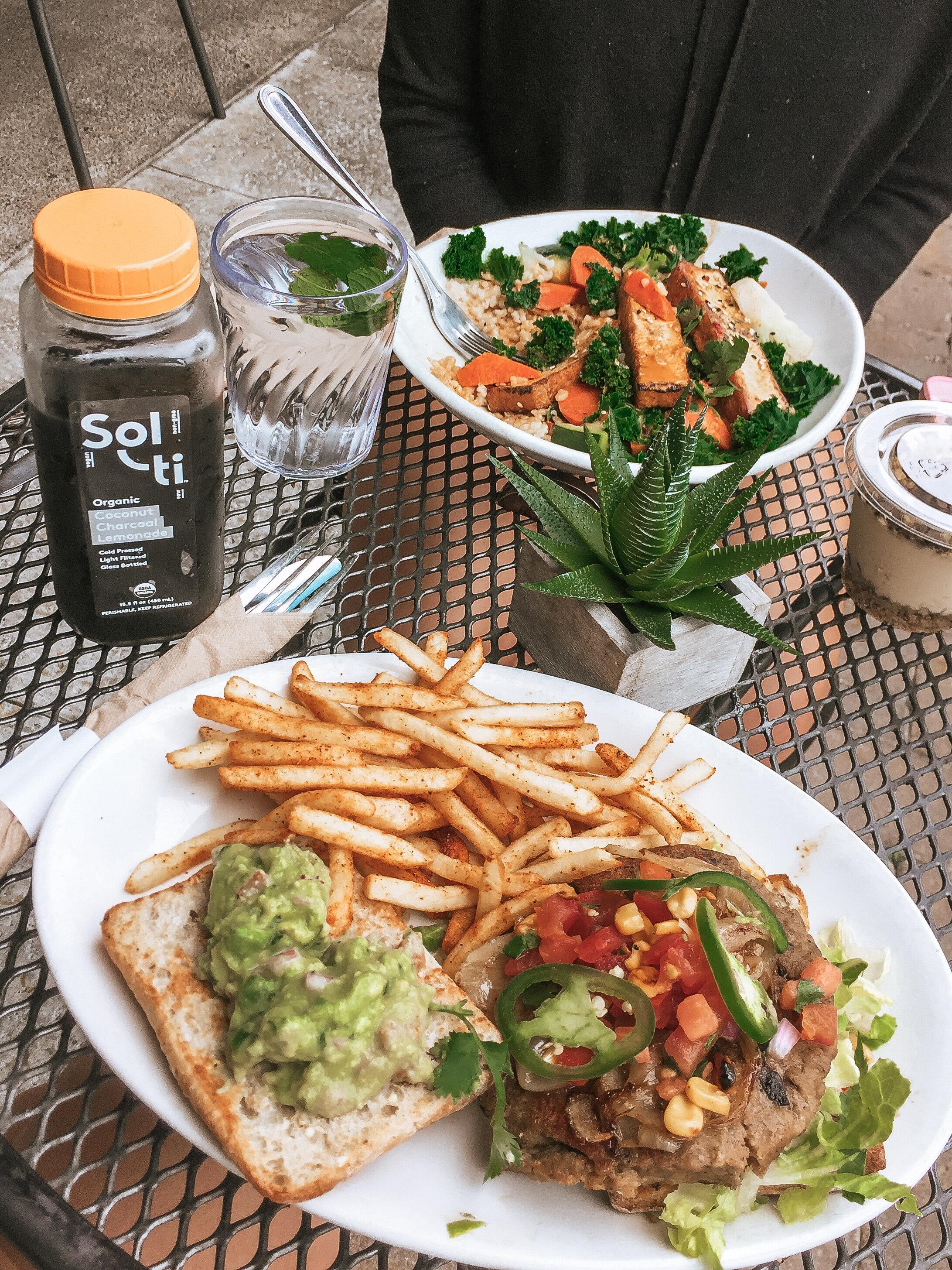 Native Foods Cafe Encinitas Vegan Restaurant