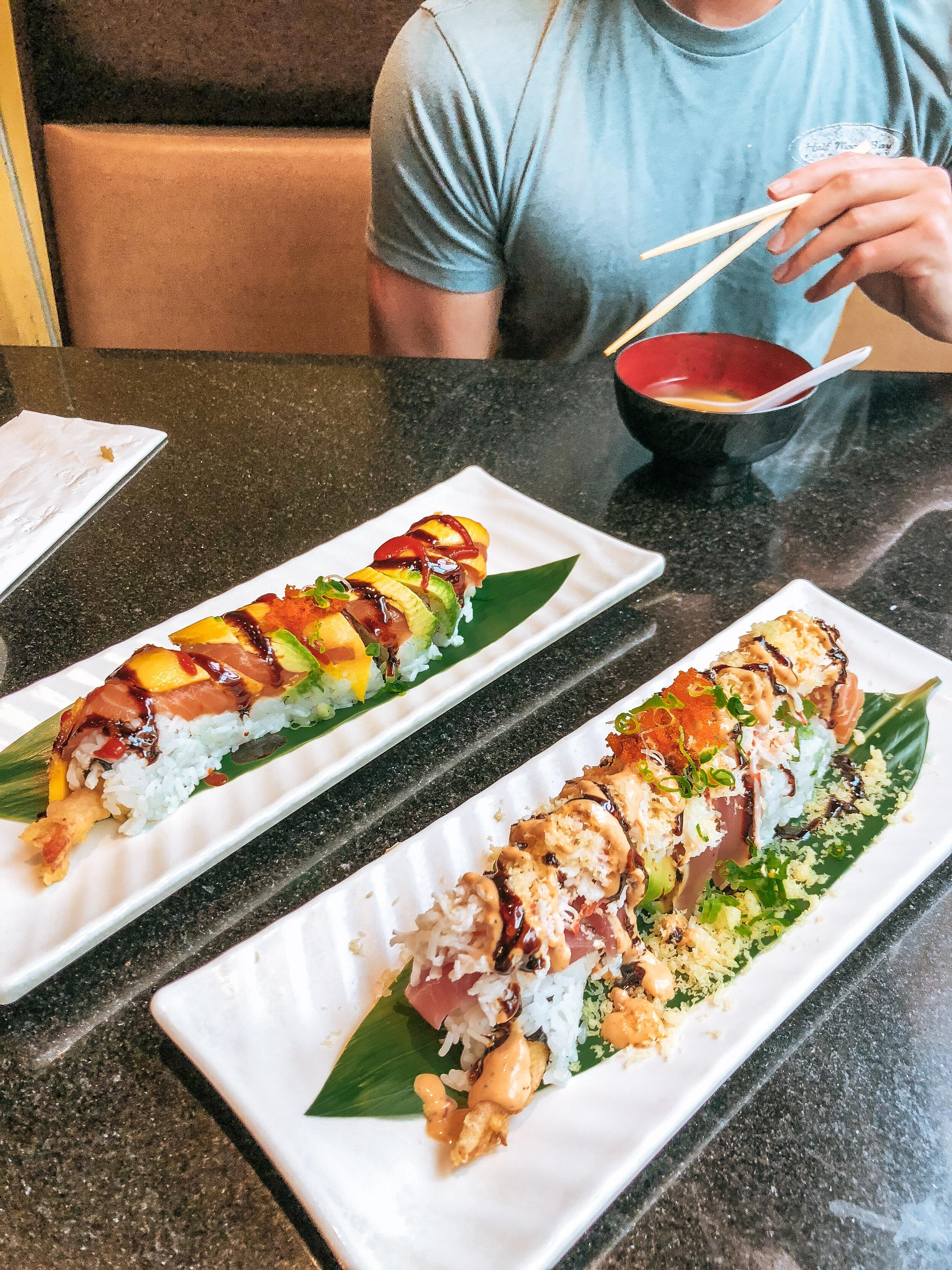 Yamariki Sushi La Costa Carlsbad