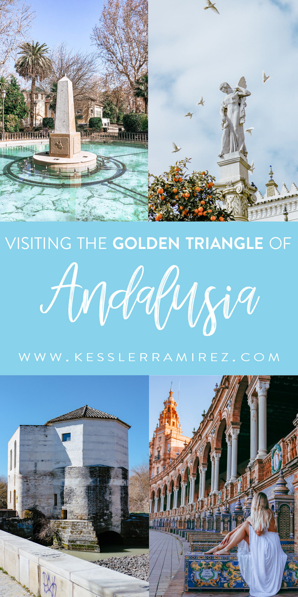 Visiting the Golden Triangle of Andalusia