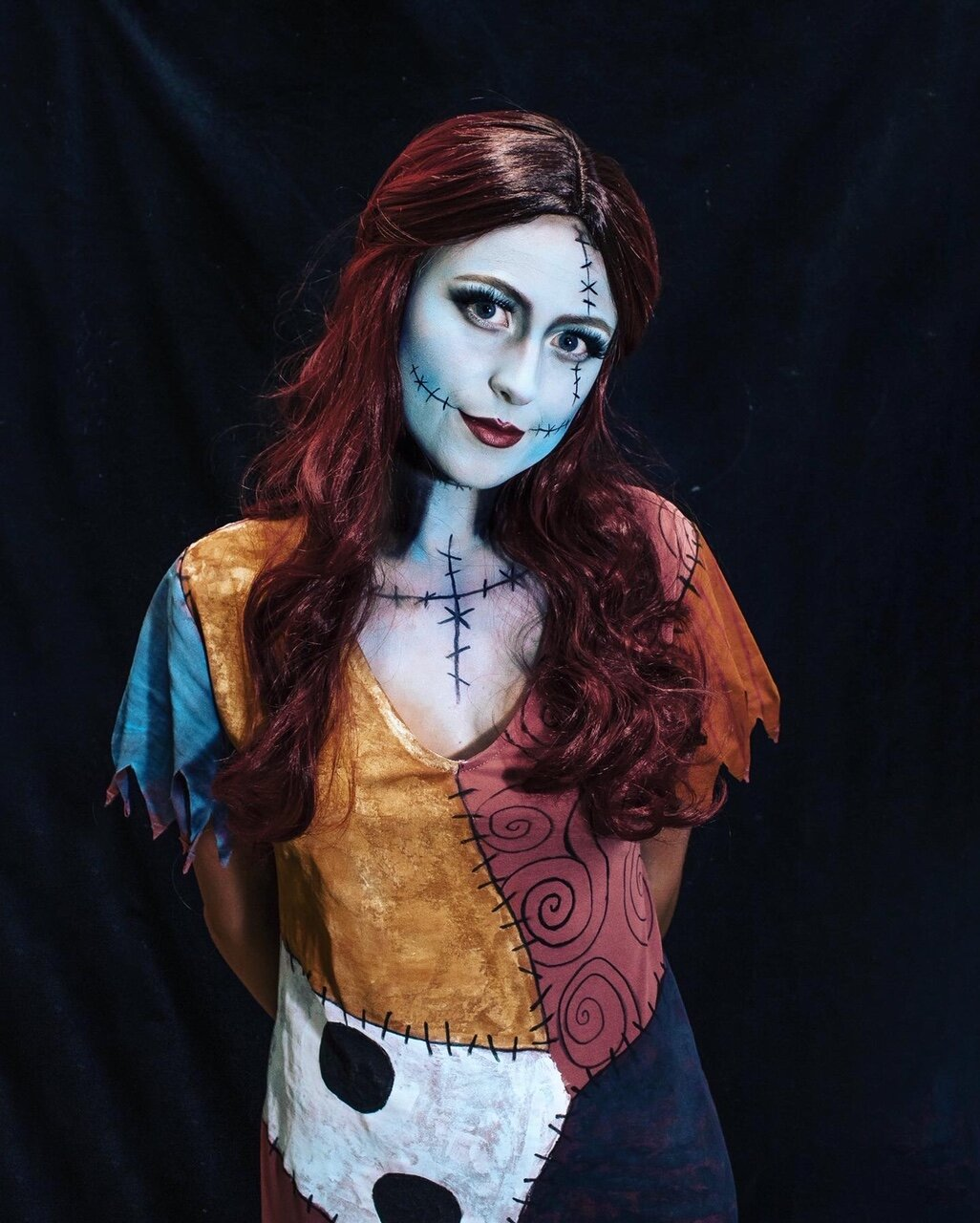 Sally Nightmare Before Christmas Costume