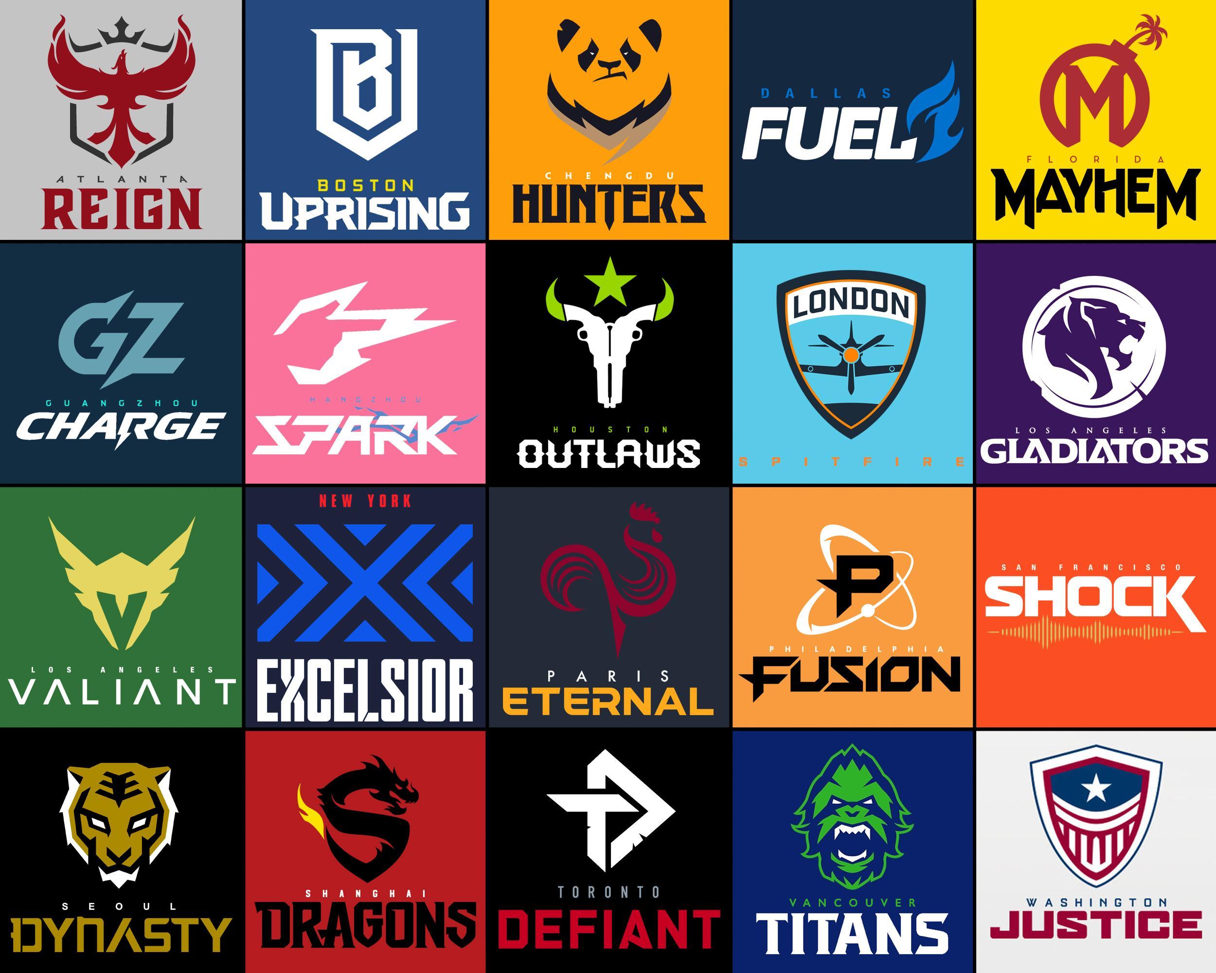 20 teams for Overwatch League Season 2