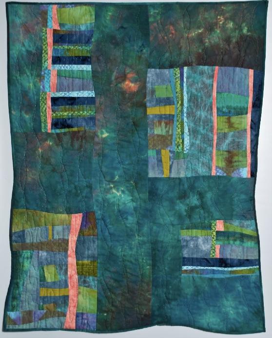 Undersea Light, Barbara Ramsey