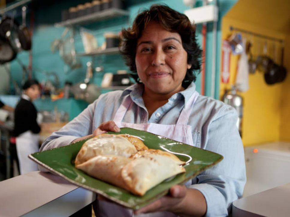 "Tomate Fresh Kitchen - ""It's been wonderful—I cannot thank LEND enough… They started out as customers and after they're customers, they're friends. Like family.""Tania Merlos-Ruiz914 Noyes St, Evanston, IL 60201"