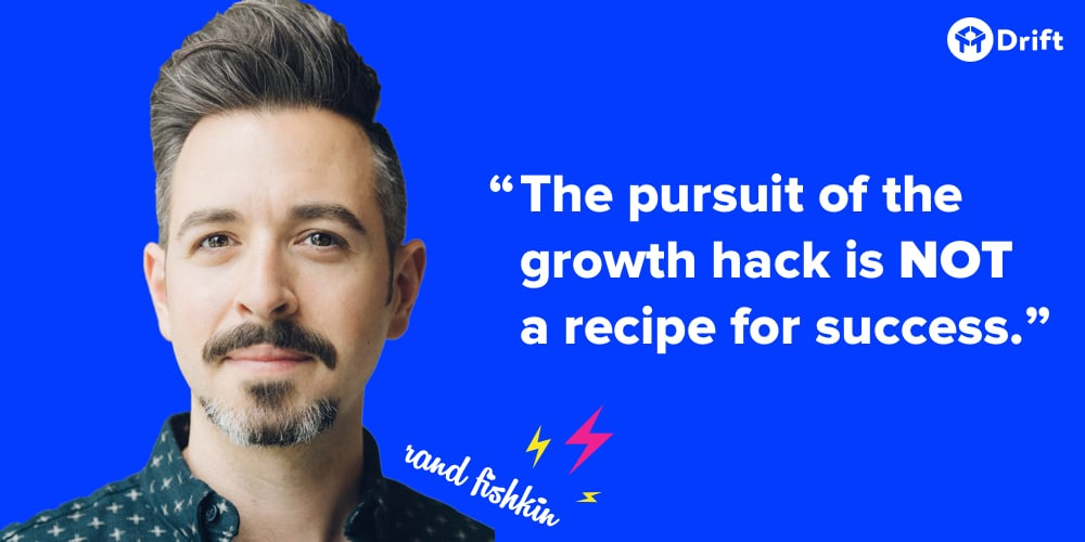 BLOG POST:   4 Myths Rand Fishkin Wants You to Question Before Launching a B2B Startup [Exclusive Interview]
