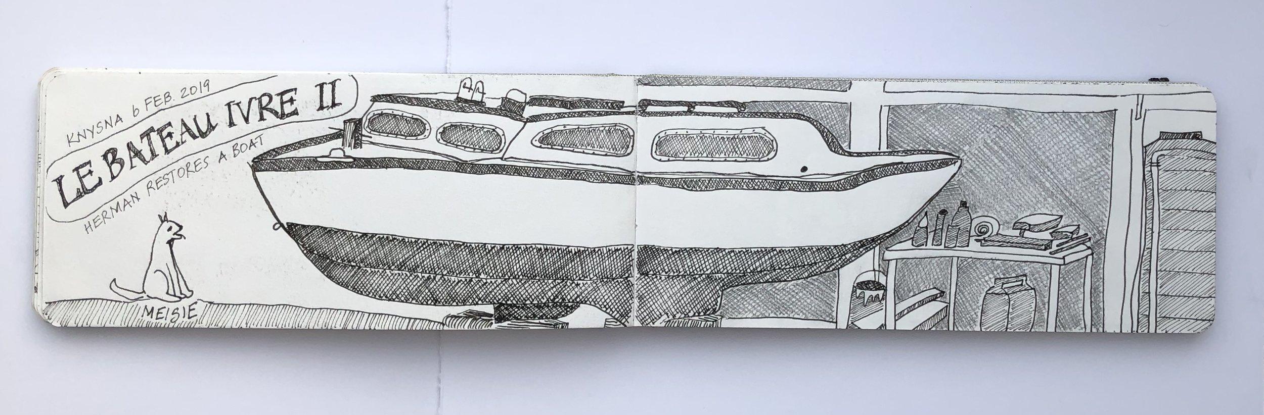 Le Bateau Ivre II
