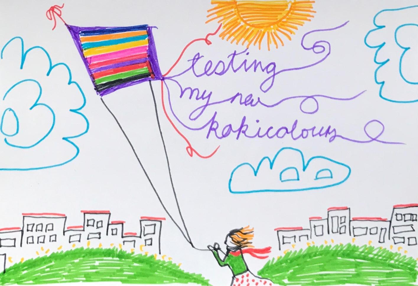 Koki colours