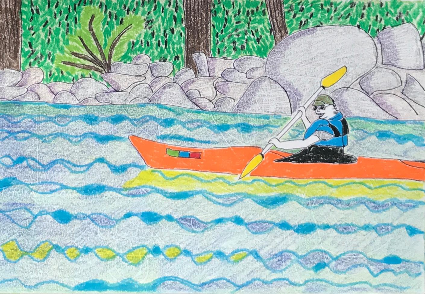 Abel Tasman canoeing