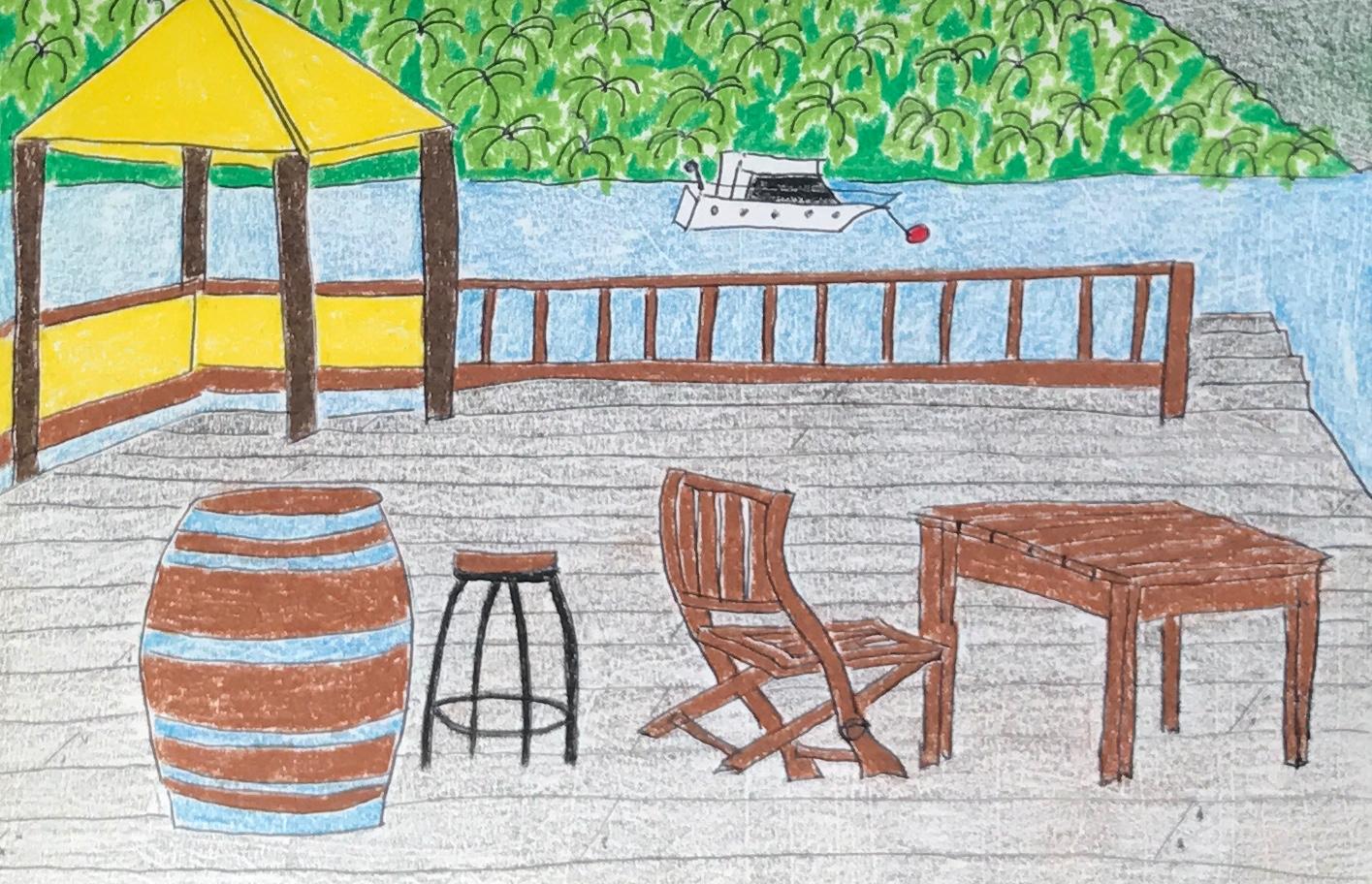 Punga Cove cafe bar