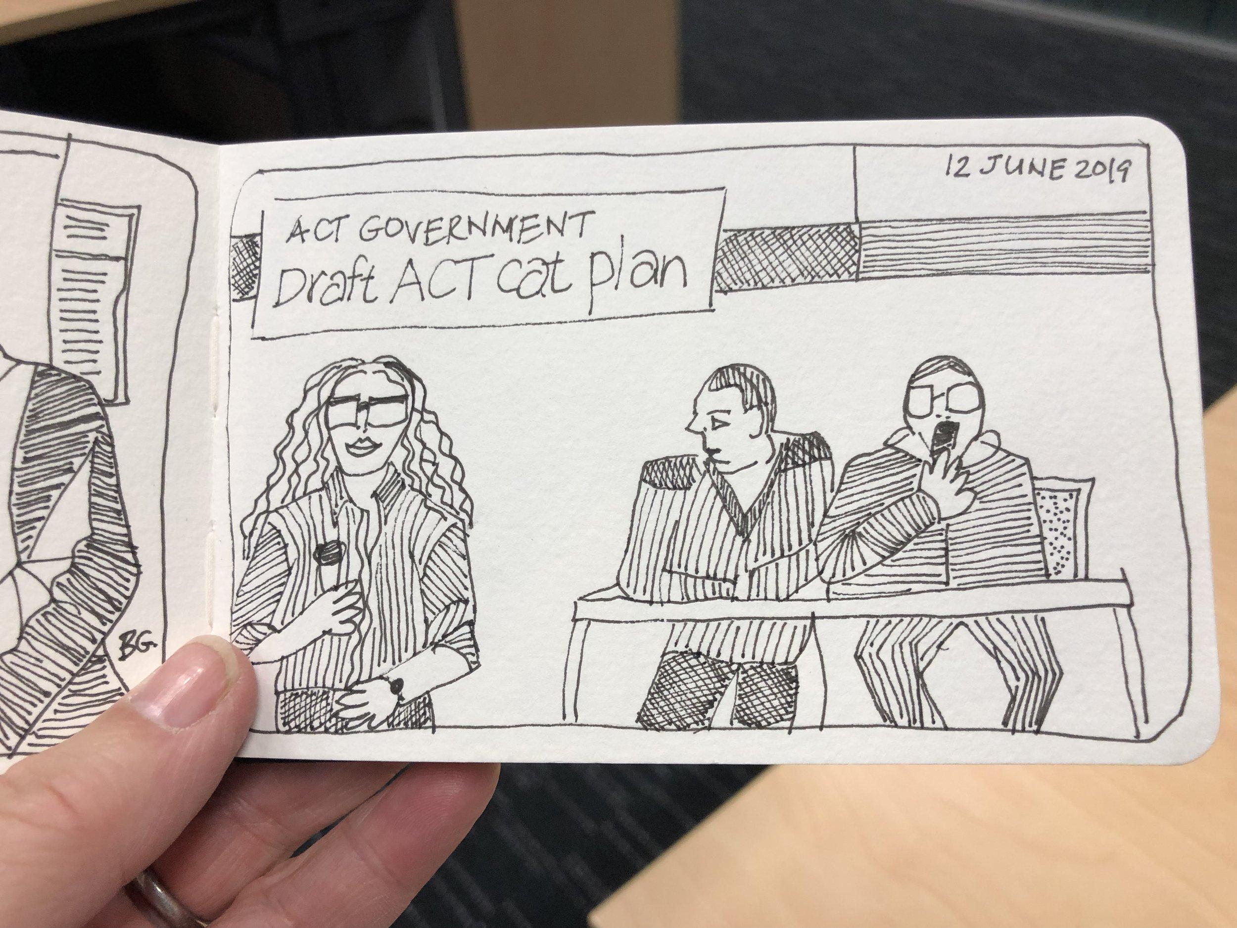 ACT Cat Plan
