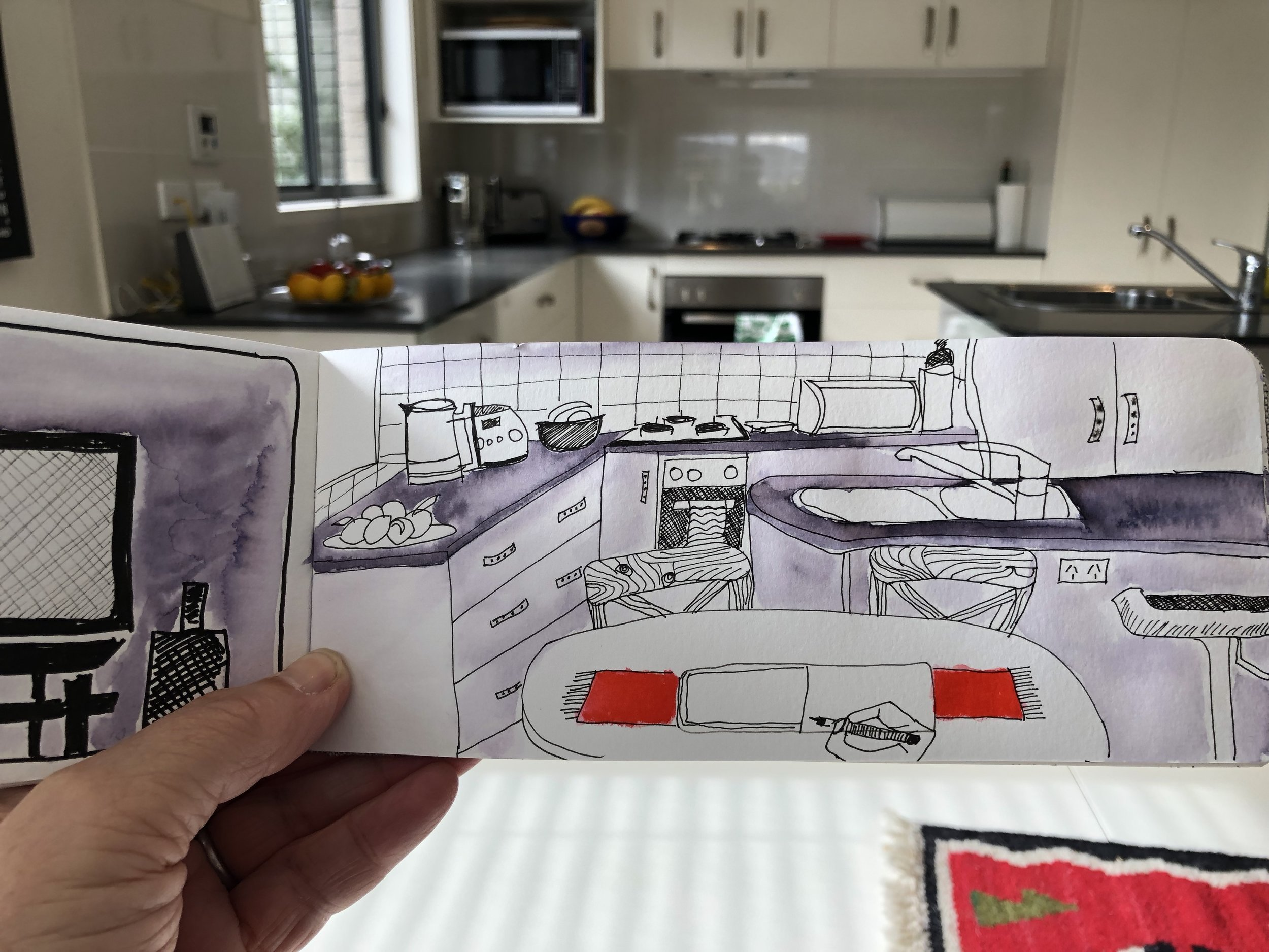 Bonner kitchen
