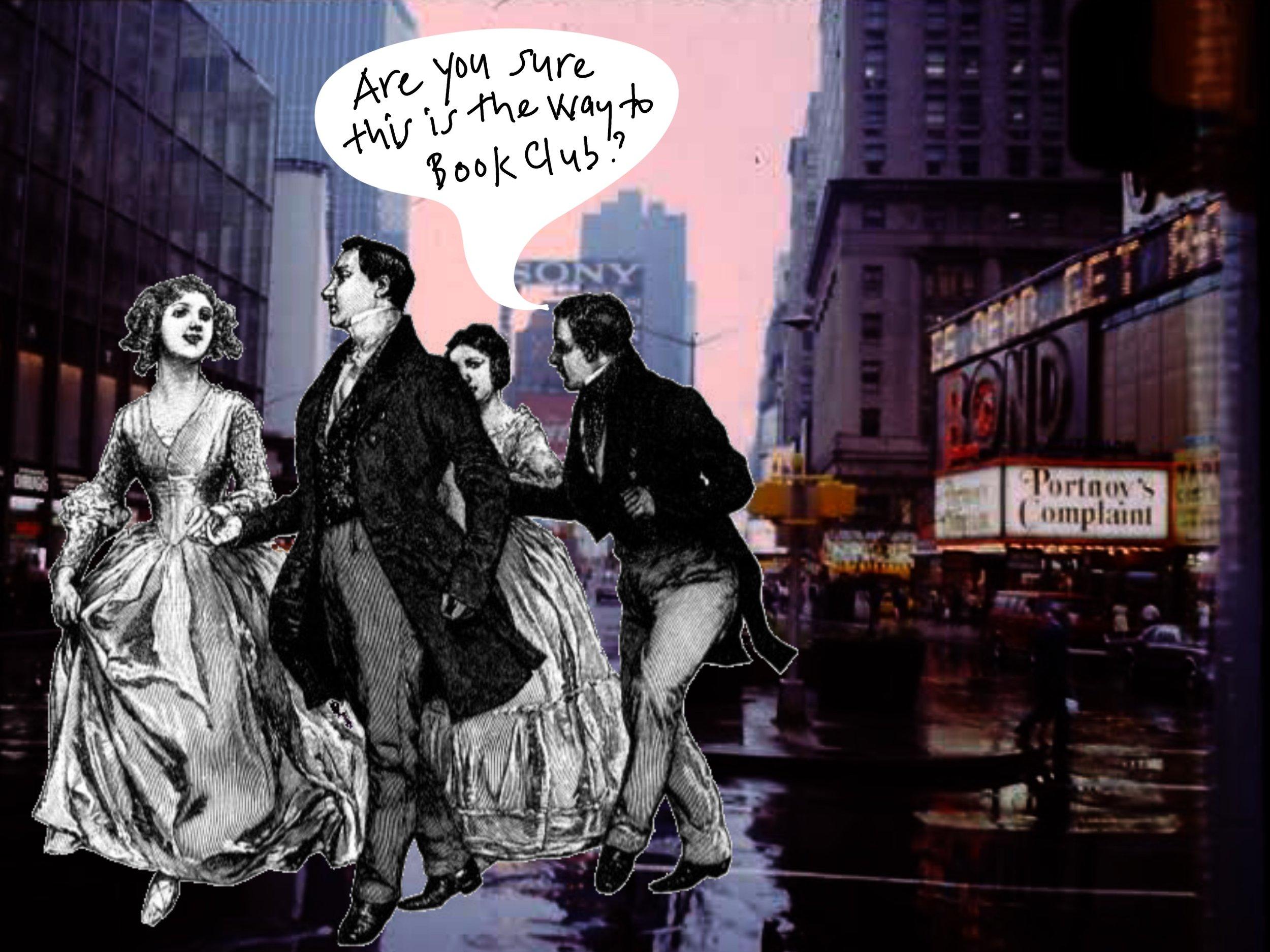 Victorians in NY