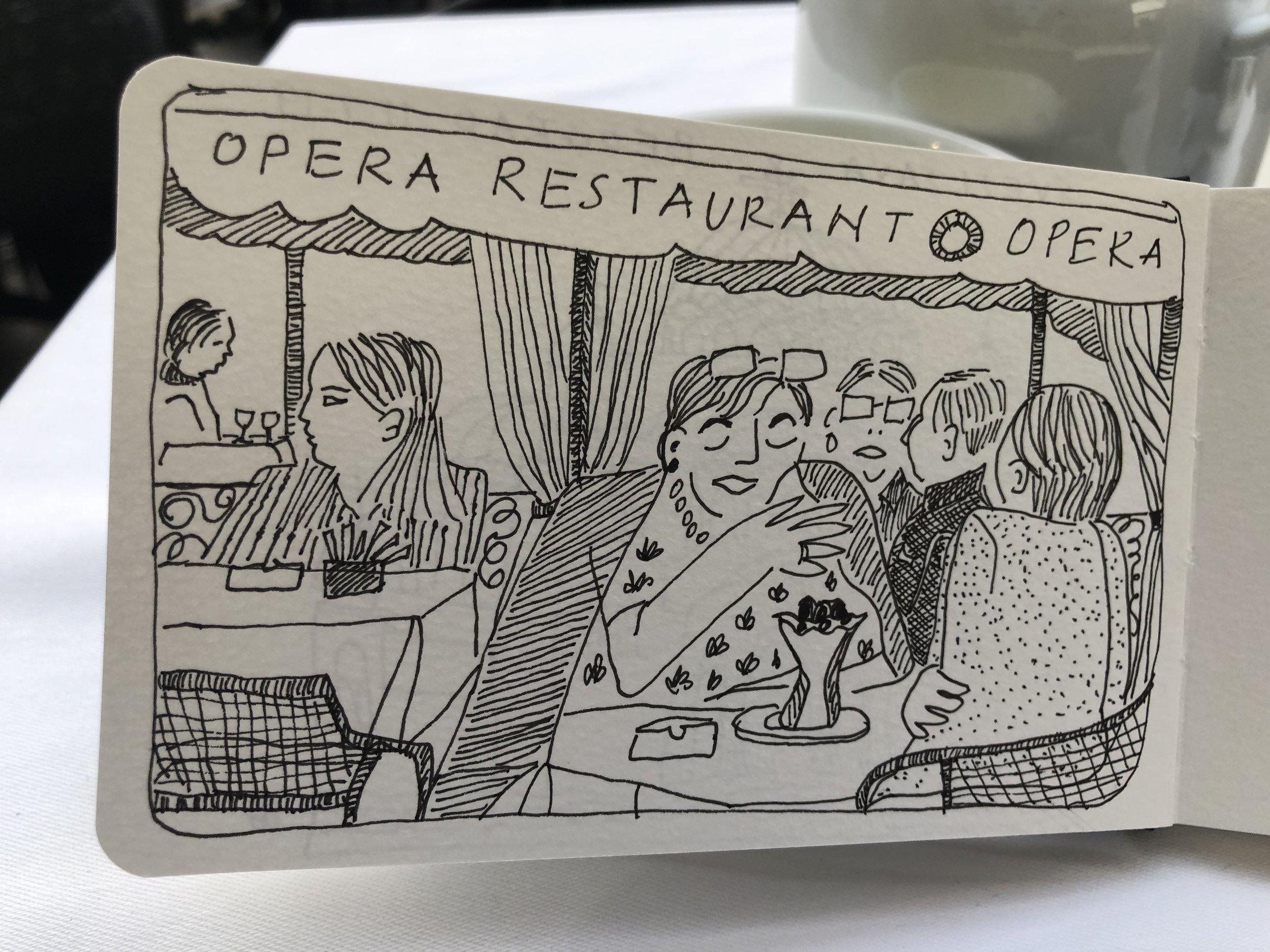 Opera Restaurant