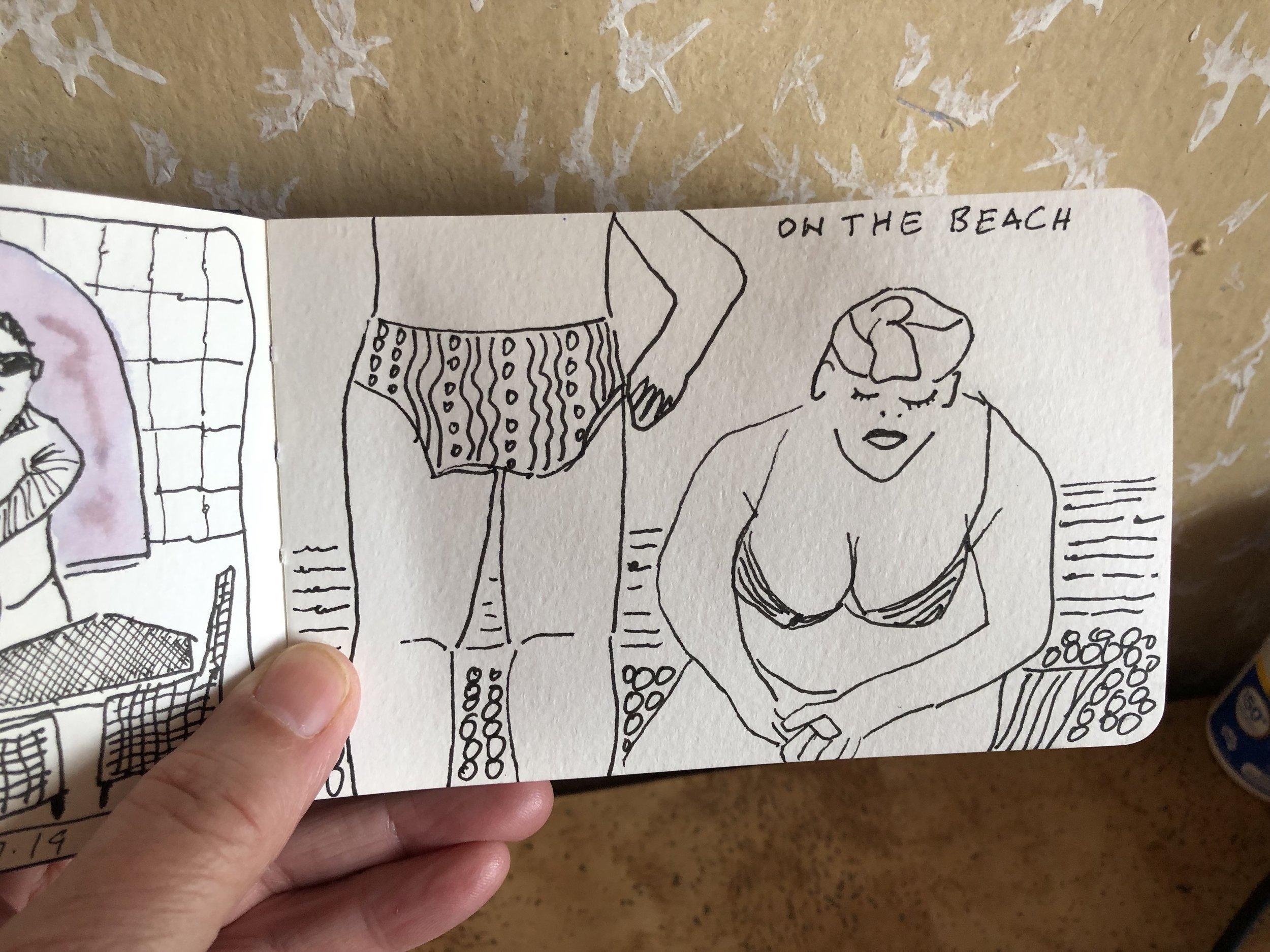 Seljanovo, Delfin Beach