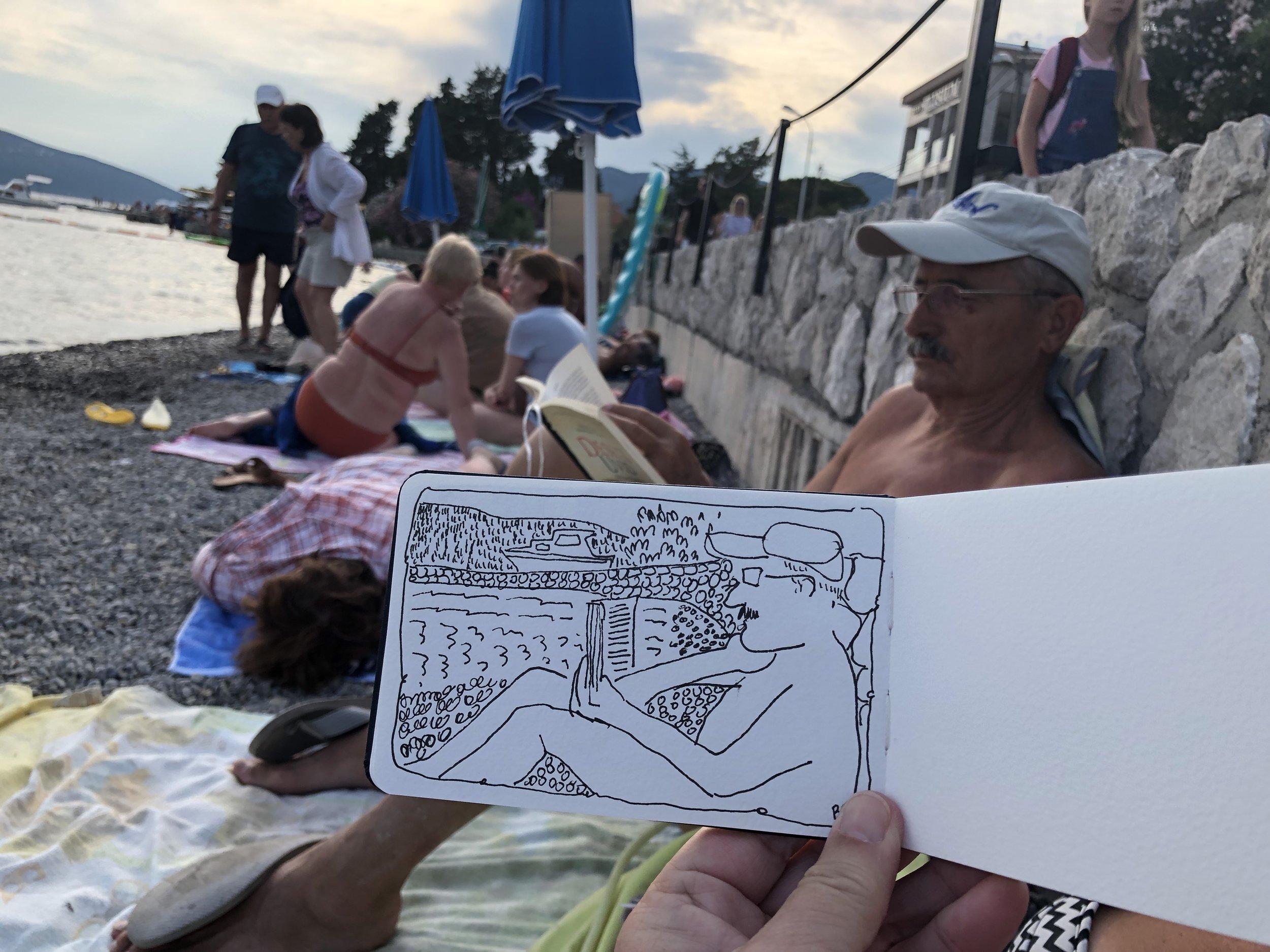 Rade on the Beach